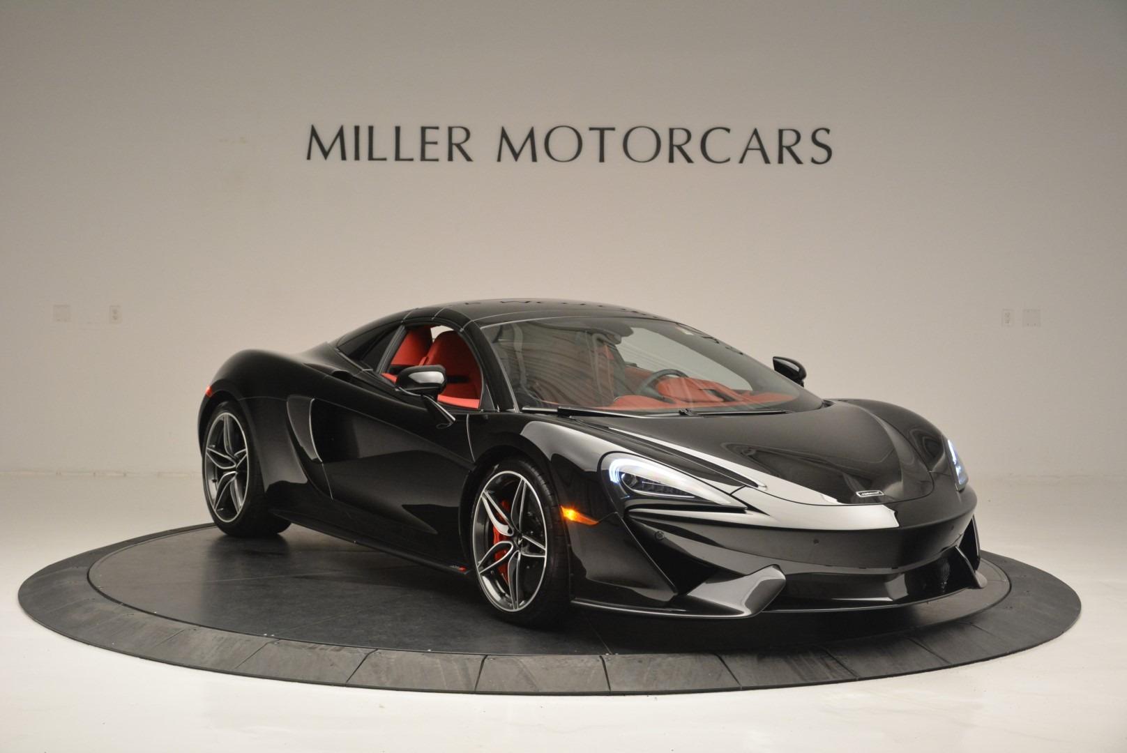 New 2019 McLaren 570S Spider Convertible For Sale In Westport, CT 2522_p21