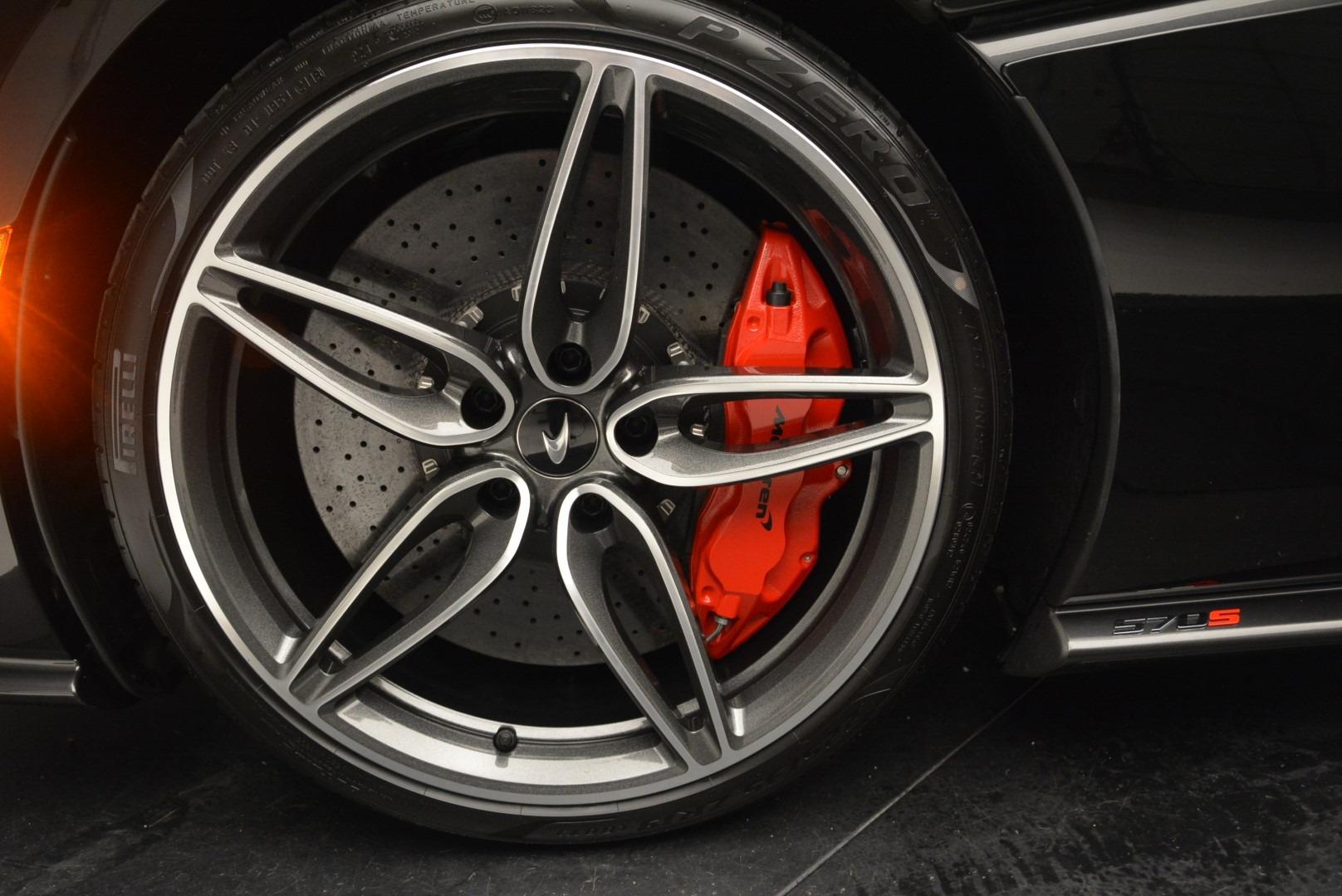New 2019 McLaren 570S Spider Convertible For Sale In Westport, CT 2522_p27