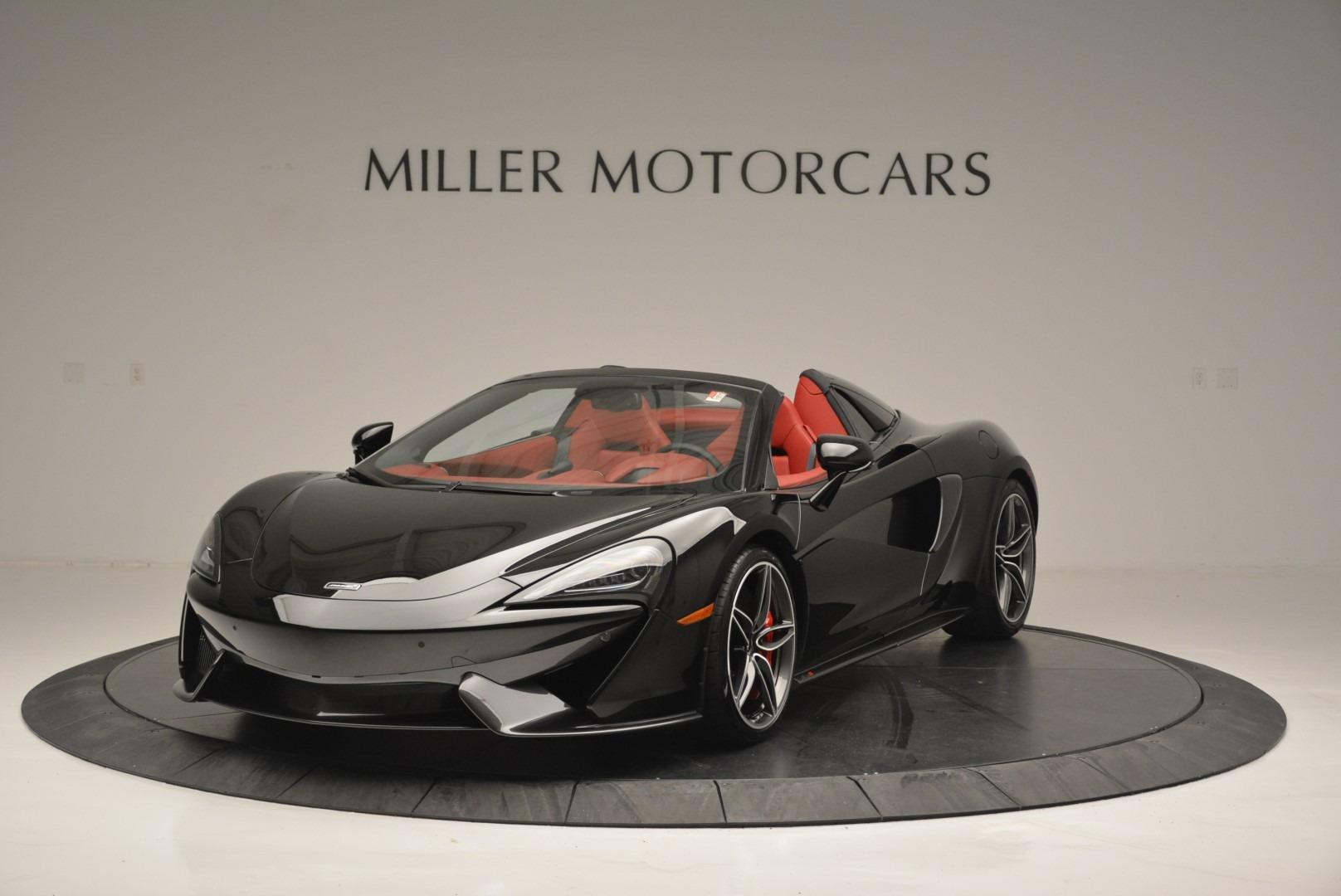New 2019 McLaren 570S Spider Convertible For Sale In Westport, CT 2522_p2