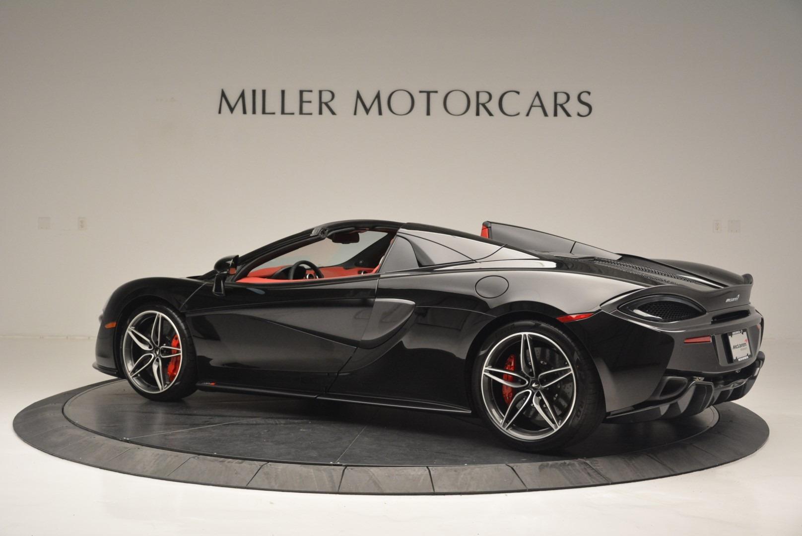 New 2019 McLaren 570S Spider Convertible For Sale In Westport, CT 2522_p4
