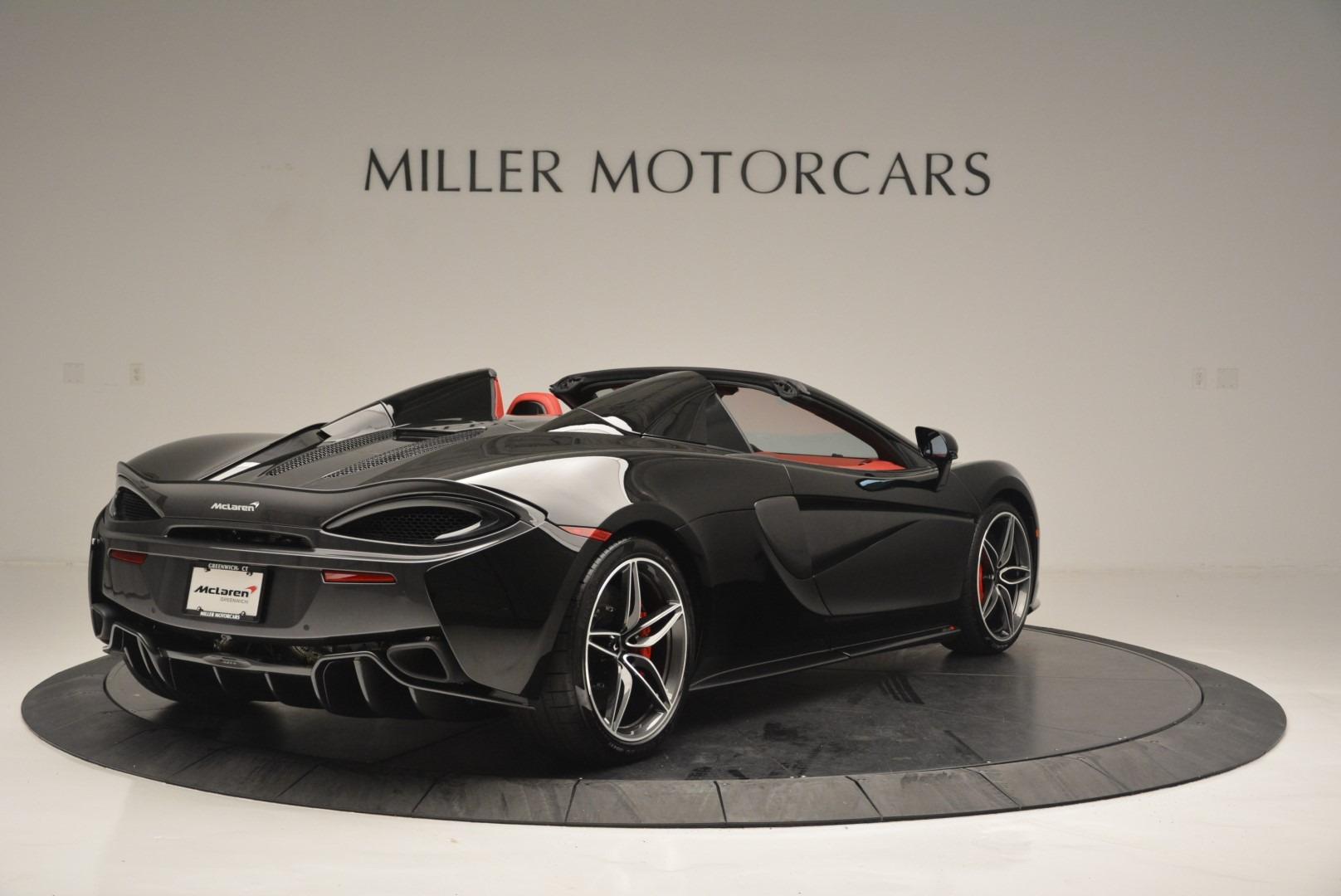 New 2019 McLaren 570S Spider Convertible For Sale In Westport, CT 2522_p7