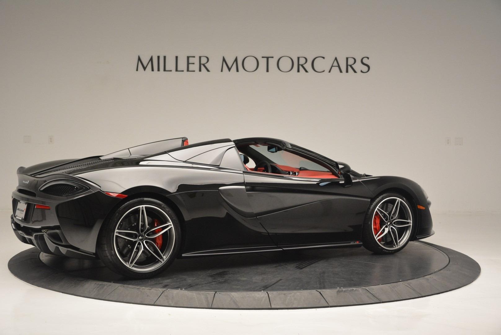 New 2019 McLaren 570S Spider Convertible For Sale In Westport, CT 2522_p8