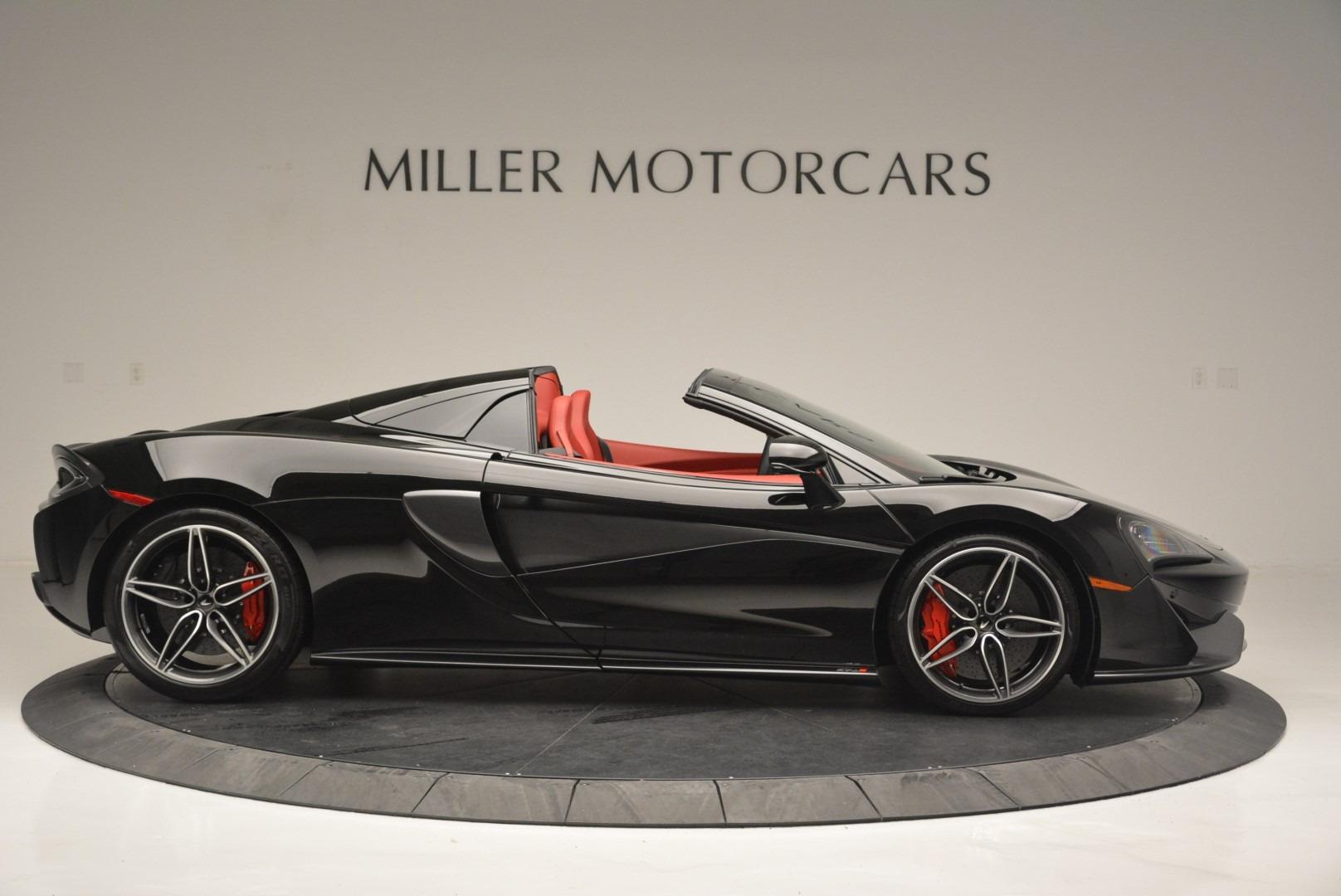 New 2019 McLaren 570S Spider Convertible For Sale In Westport, CT 2522_p9
