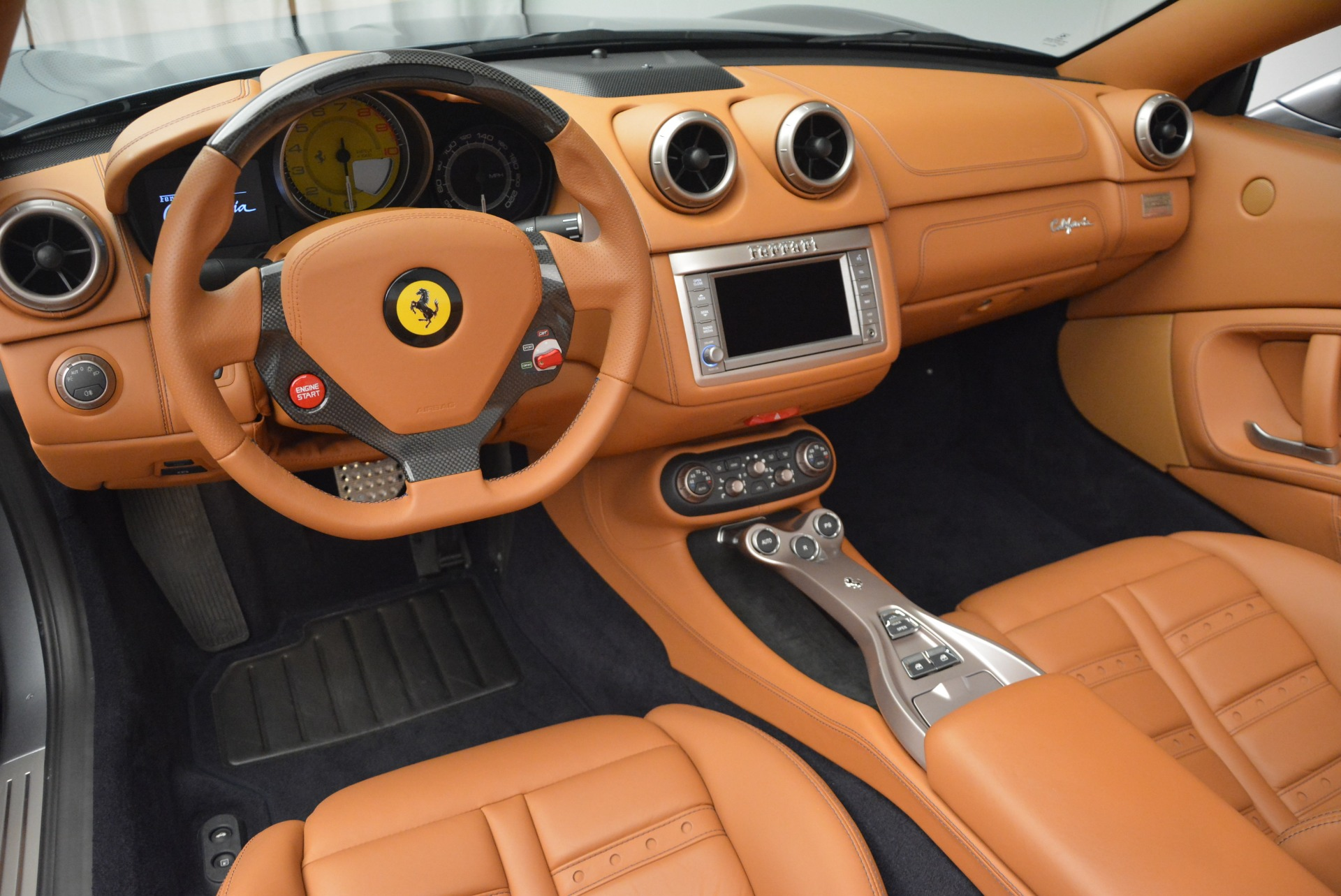 Used 2012 Ferrari California  For Sale In Westport, CT 2524_p25