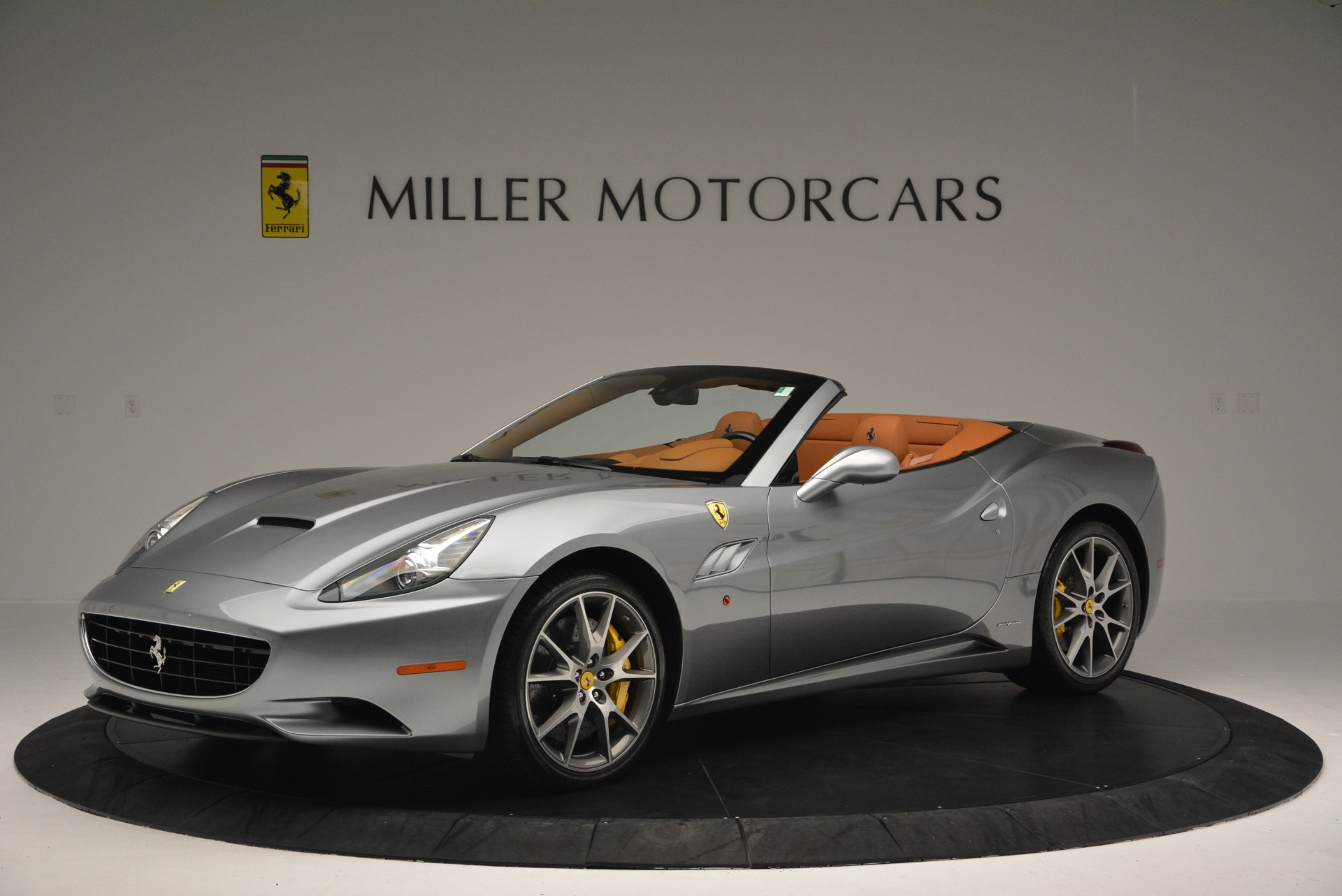 Used 2012 Ferrari California  For Sale In Westport, CT 2524_p2