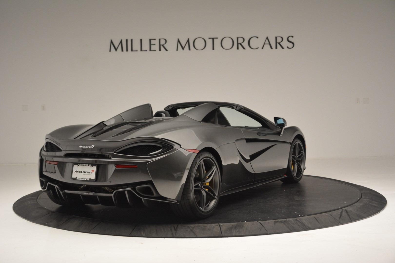 New 2019 McLaren 570S Spider Convertible For Sale In Westport, CT 2526_p7