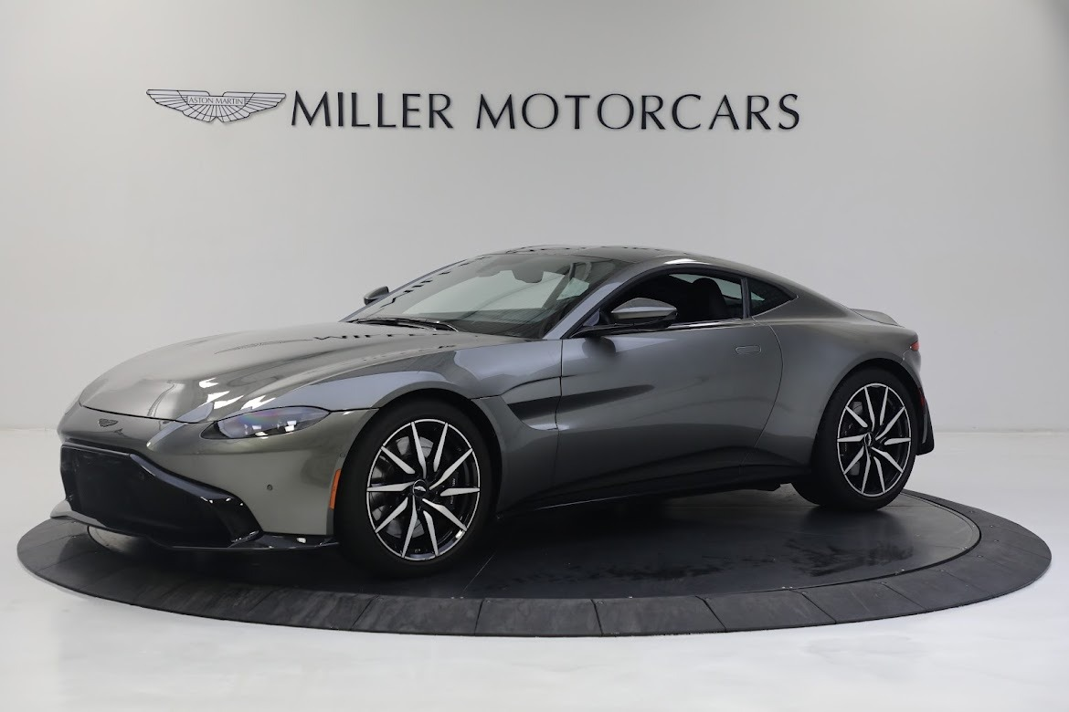 New 2019 Aston Martin Vantage Coupe For Sale In Westport, CT 2527_main