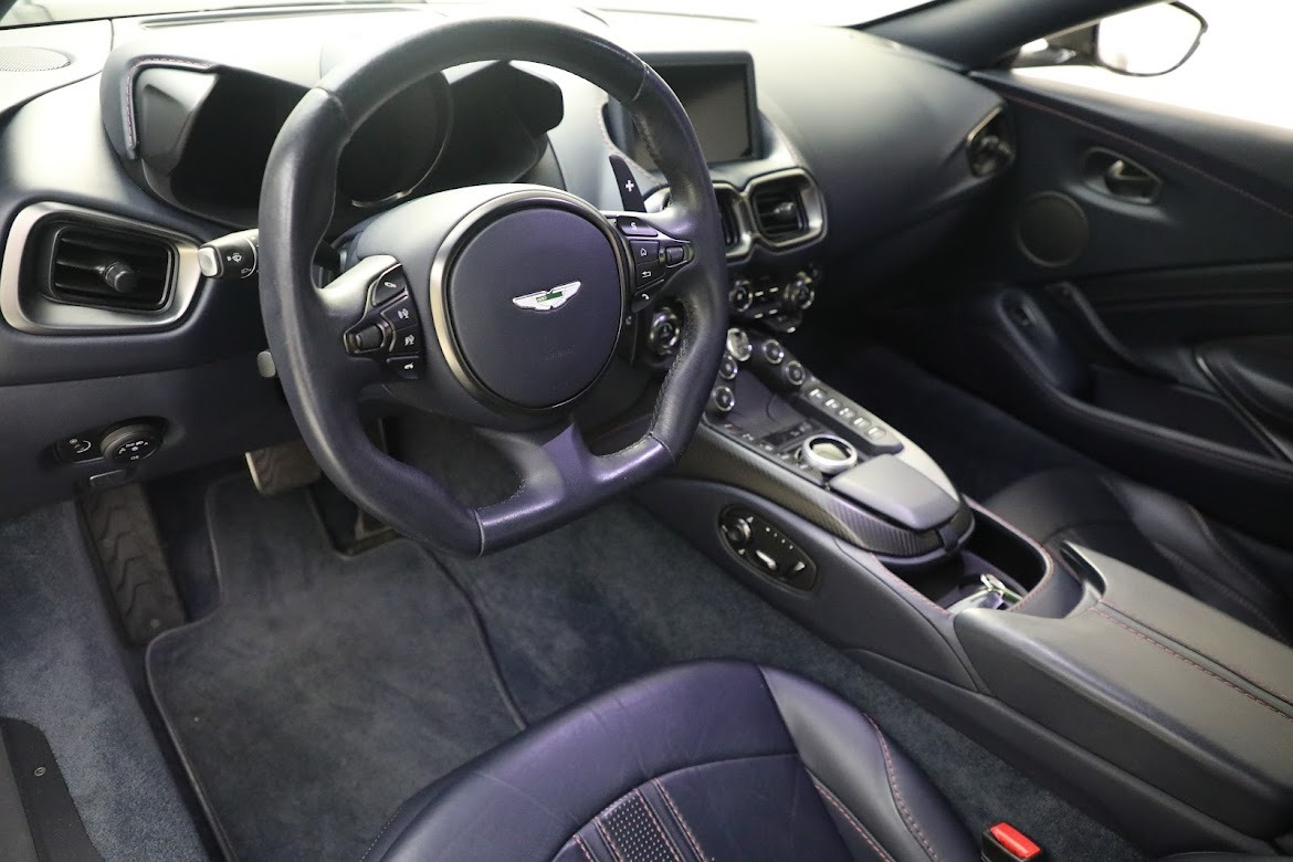 New 2019 Aston Martin Vantage Coupe For Sale In Westport, CT 2527_p12