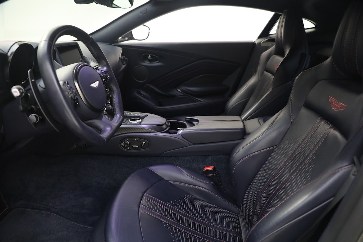 New 2019 Aston Martin Vantage Coupe For Sale In Westport, CT 2527_p14