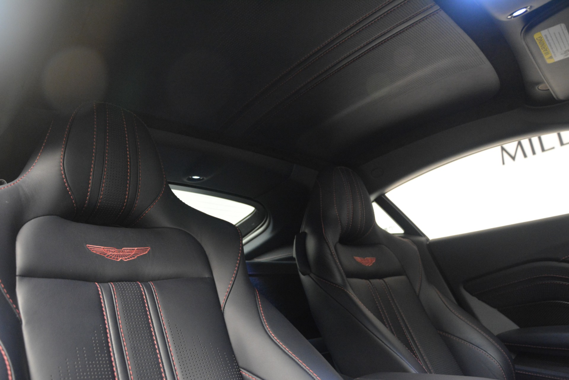 New 2019 Aston Martin Vantage Coupe For Sale In Westport, CT 2527_p18