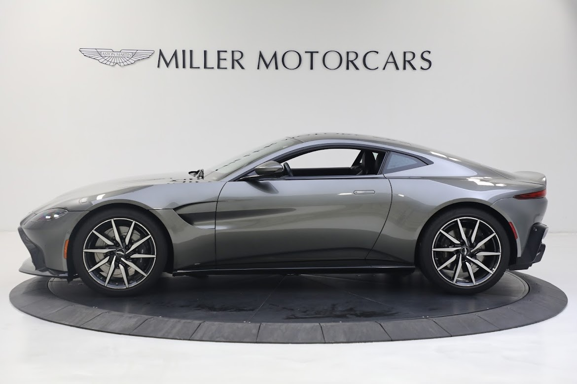 New 2019 Aston Martin Vantage Coupe For Sale In Westport, CT 2527_p2
