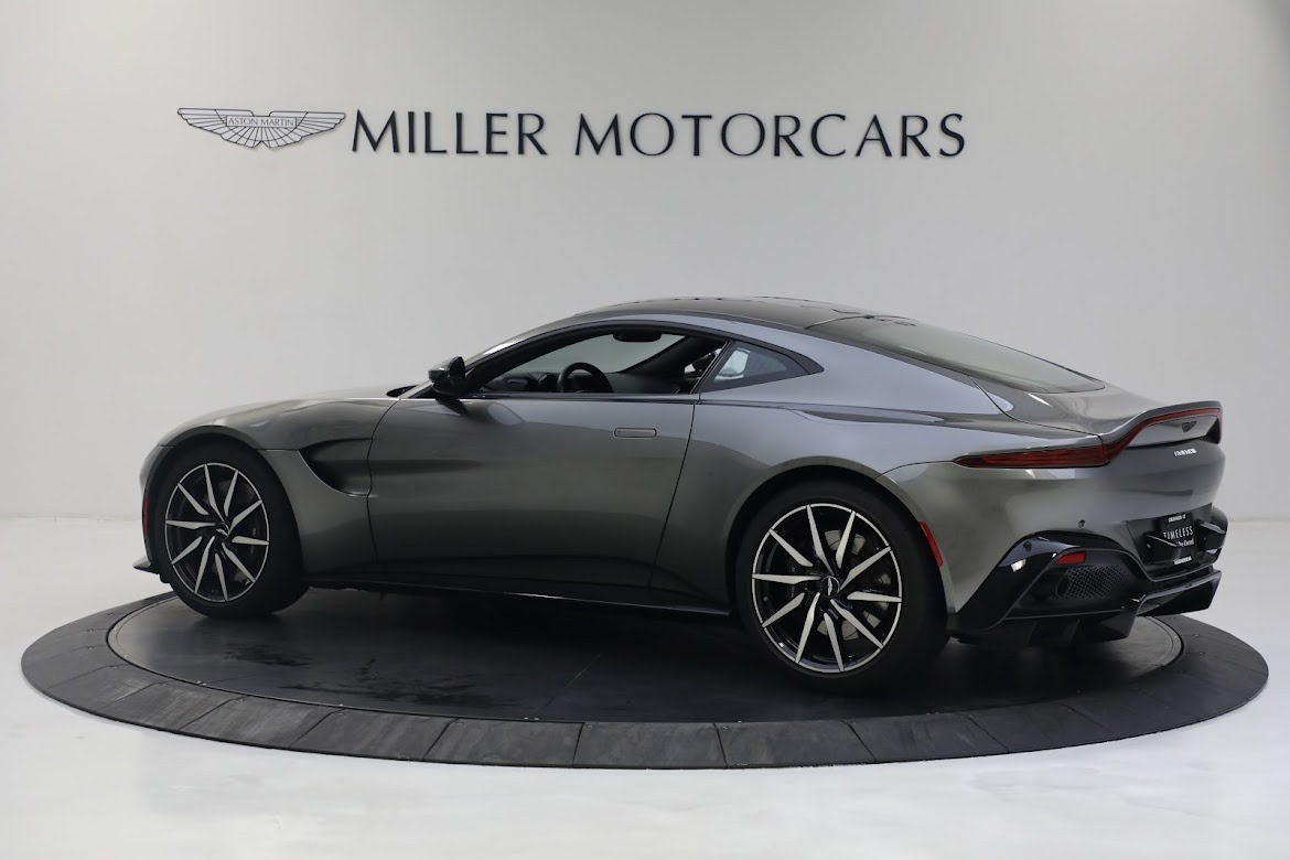 New 2019 Aston Martin Vantage Coupe For Sale In Westport, CT 2527_p3