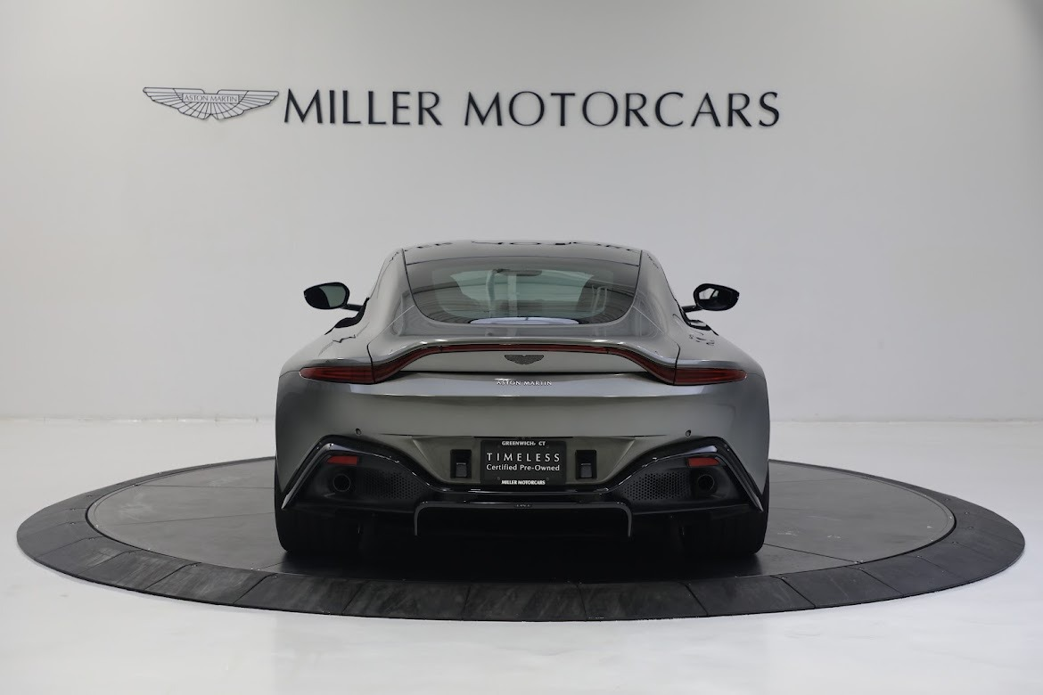 New 2019 Aston Martin Vantage Coupe For Sale In Westport, CT 2527_p5
