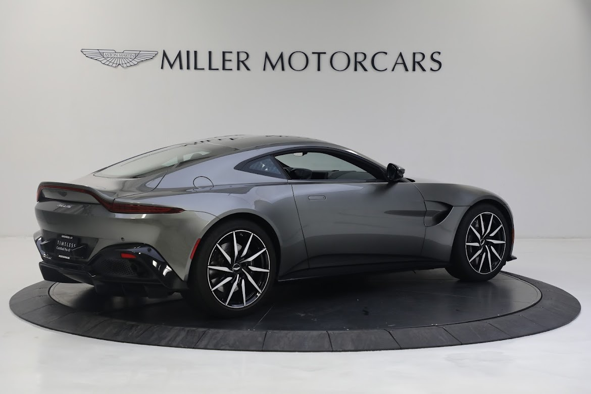 New 2019 Aston Martin Vantage Coupe For Sale In Westport, CT 2527_p7