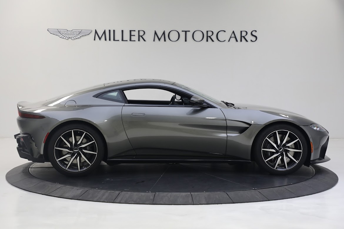 New 2019 Aston Martin Vantage Coupe For Sale In Westport, CT 2527_p8