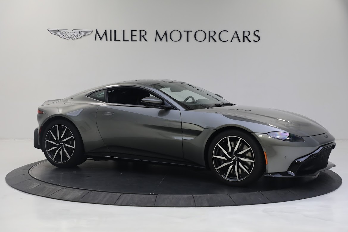 New 2019 Aston Martin Vantage Coupe For Sale In Westport, CT 2527_p9