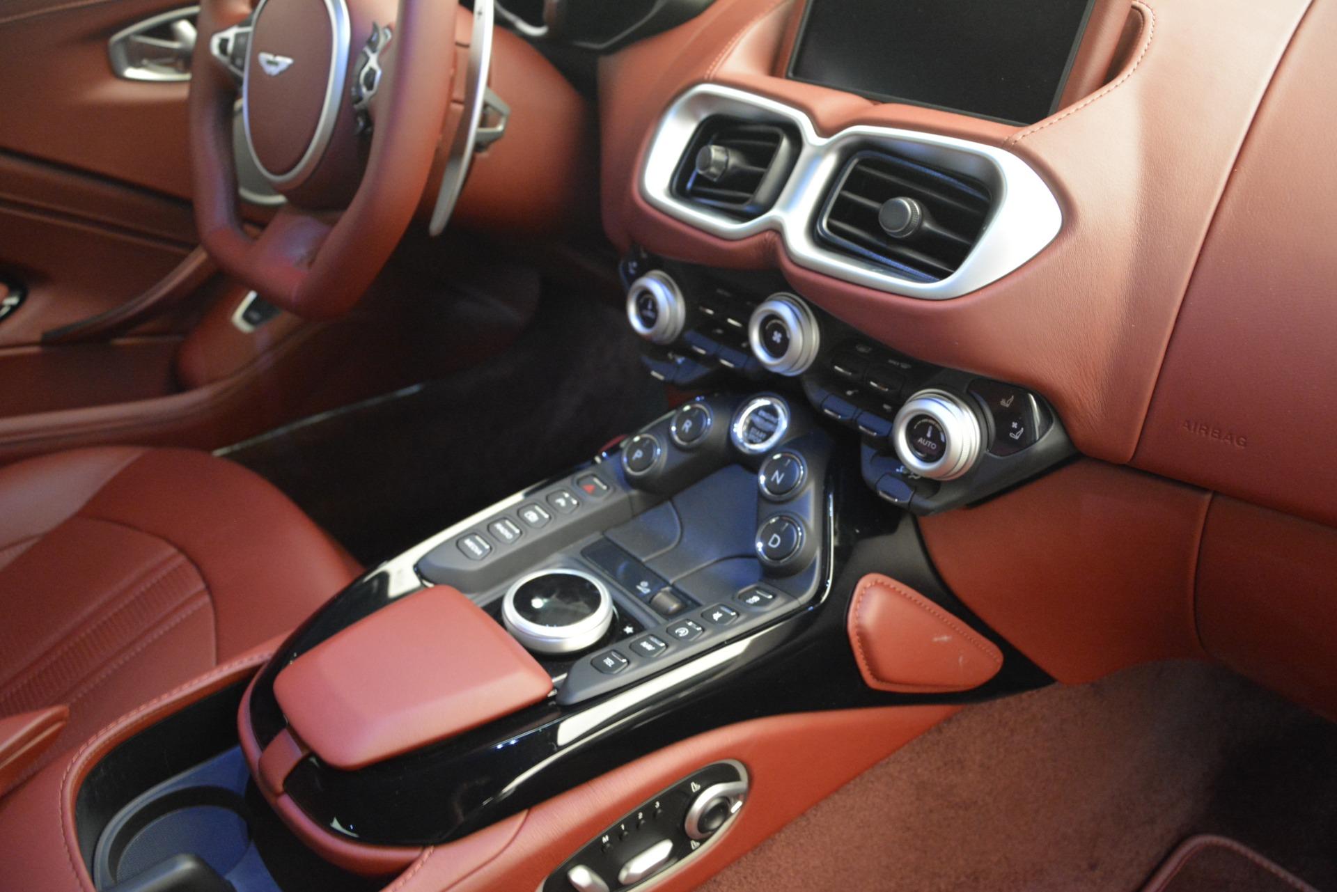 New 2019 Aston Martin Vantage  For Sale In Westport, CT 2528_p17