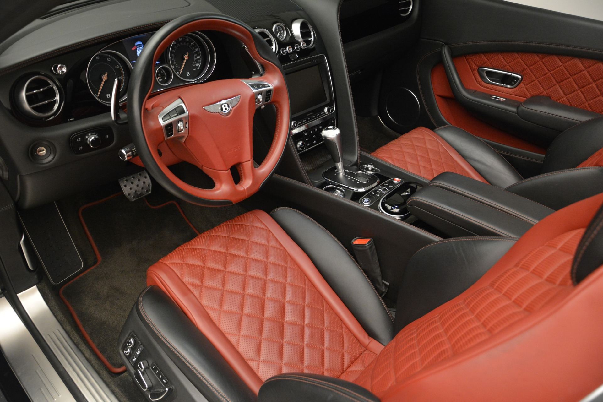 Used 2016 Bentley Continental GT V8 S For Sale In Westport, CT 2530_p23