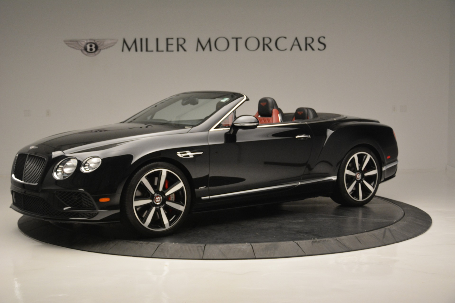 Used 2016 Bentley Continental GT V8 S For Sale In Westport, CT 2530_p2