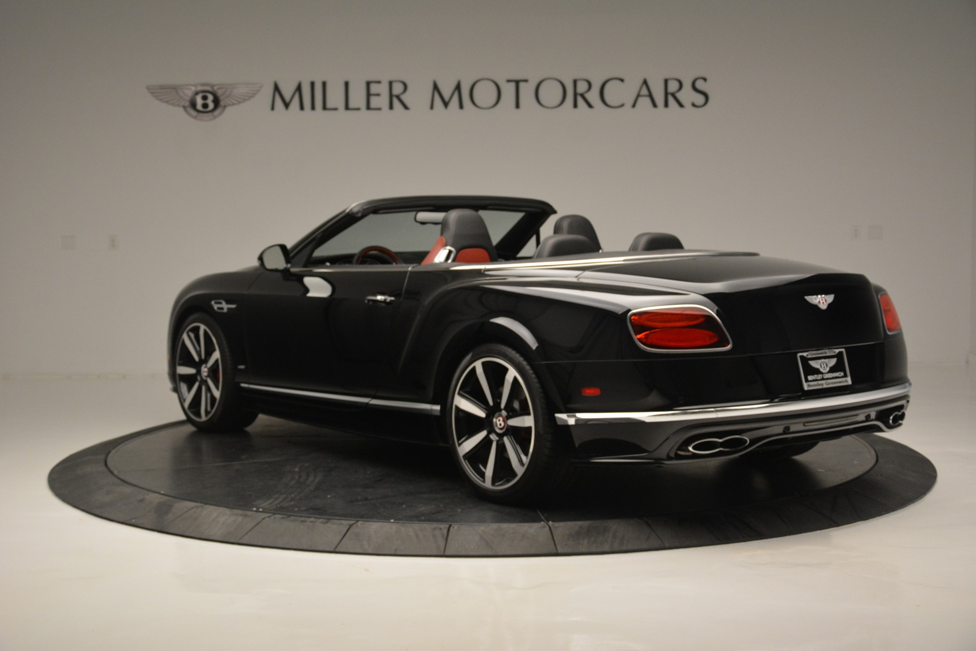 Used 2016 Bentley Continental GT V8 S For Sale In Westport, CT 2530_p5