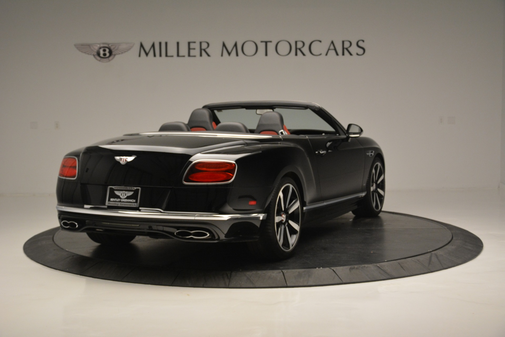 Used 2016 Bentley Continental GT V8 S For Sale In Westport, CT 2530_p7