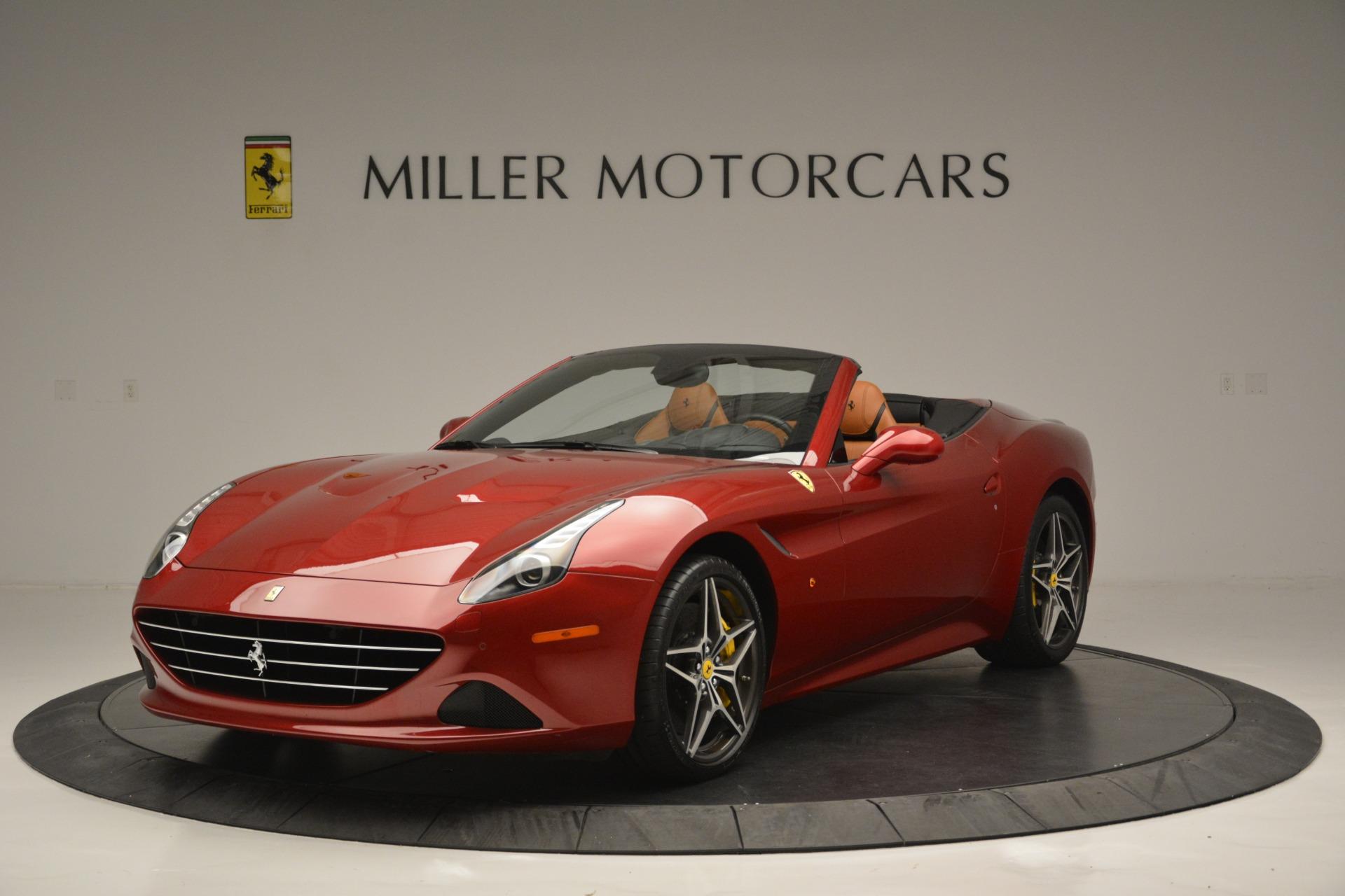 Used 2016 Ferrari California T  For Sale In Westport, CT 2534_main