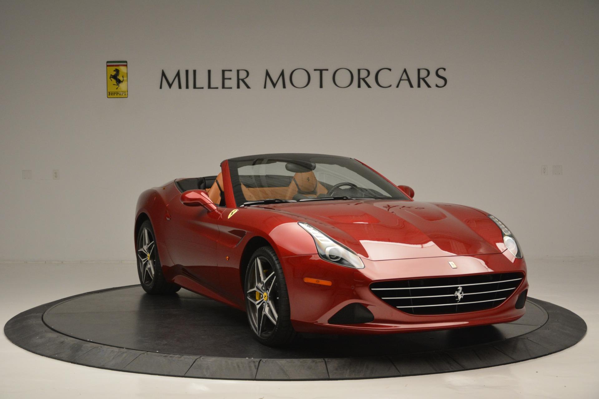 Used 2016 Ferrari California T  For Sale In Westport, CT 2534_p11