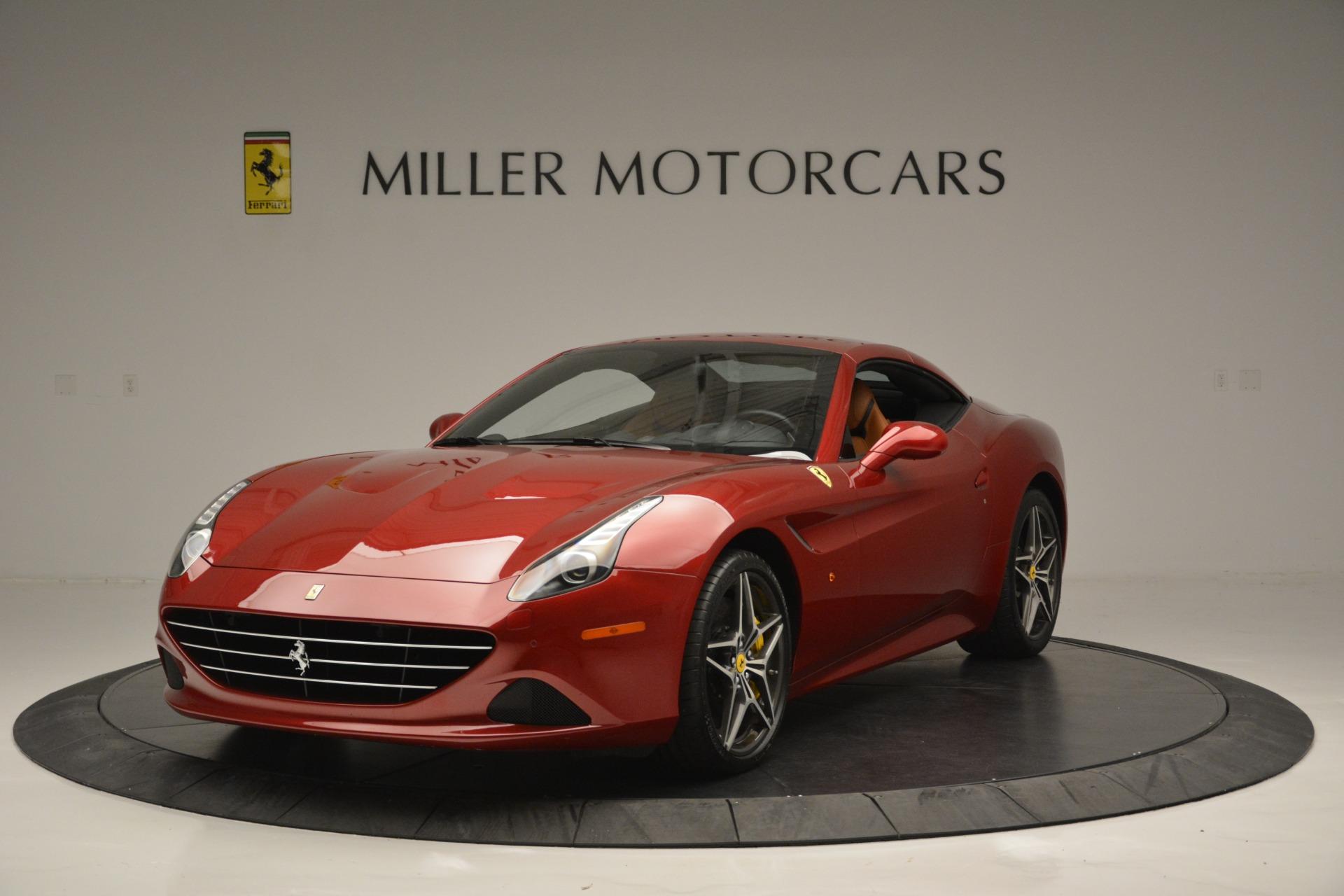 Used 2016 Ferrari California T  For Sale In Westport, CT 2534_p13