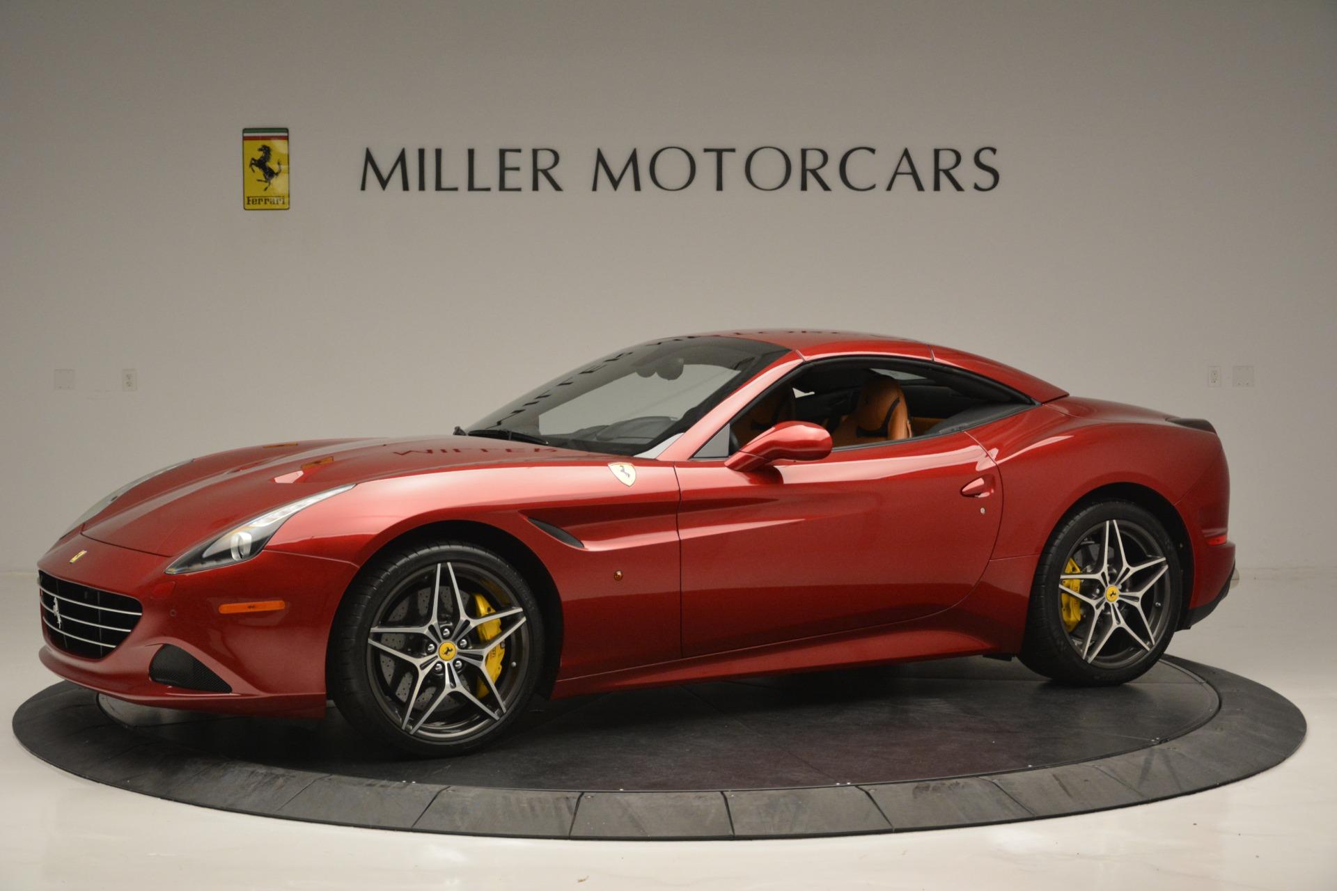 Used 2016 Ferrari California T  For Sale In Westport, CT 2534_p14