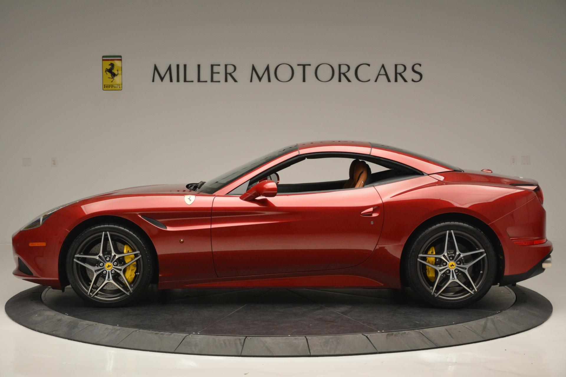 Used 2016 Ferrari California T  For Sale In Westport, CT 2534_p15