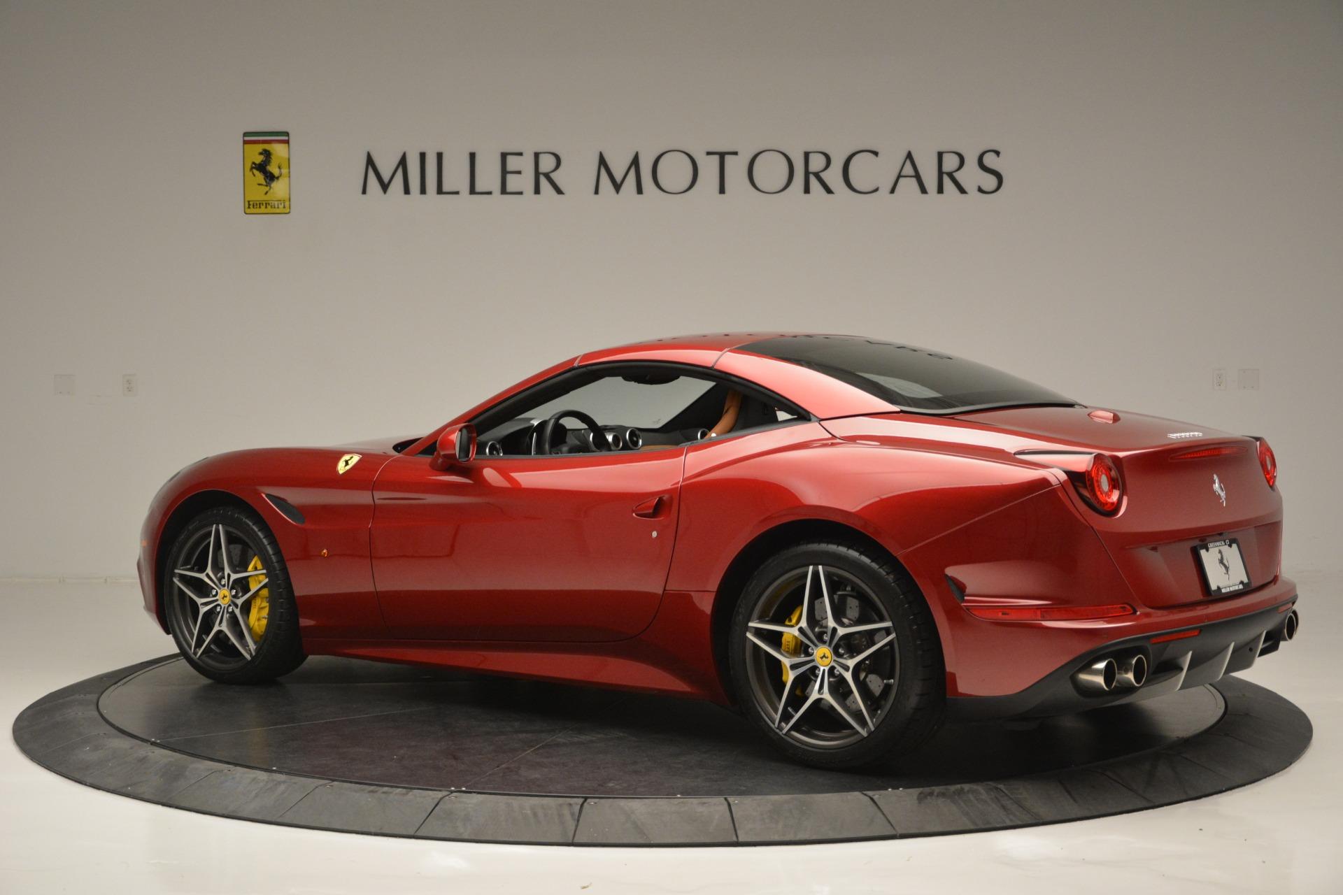 Used 2016 Ferrari California T  For Sale In Westport, CT 2534_p16
