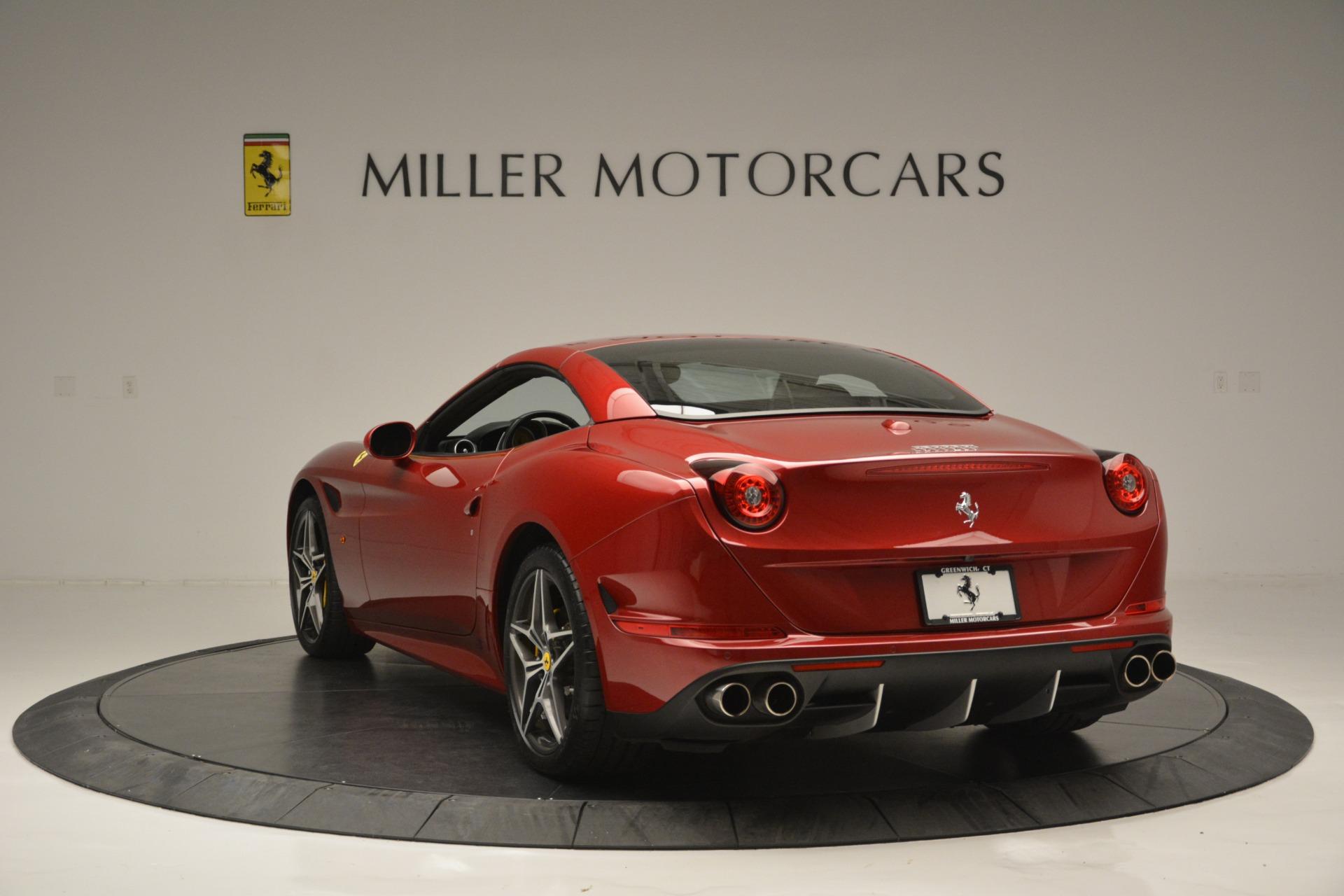Used 2016 Ferrari California T  For Sale In Westport, CT 2534_p17