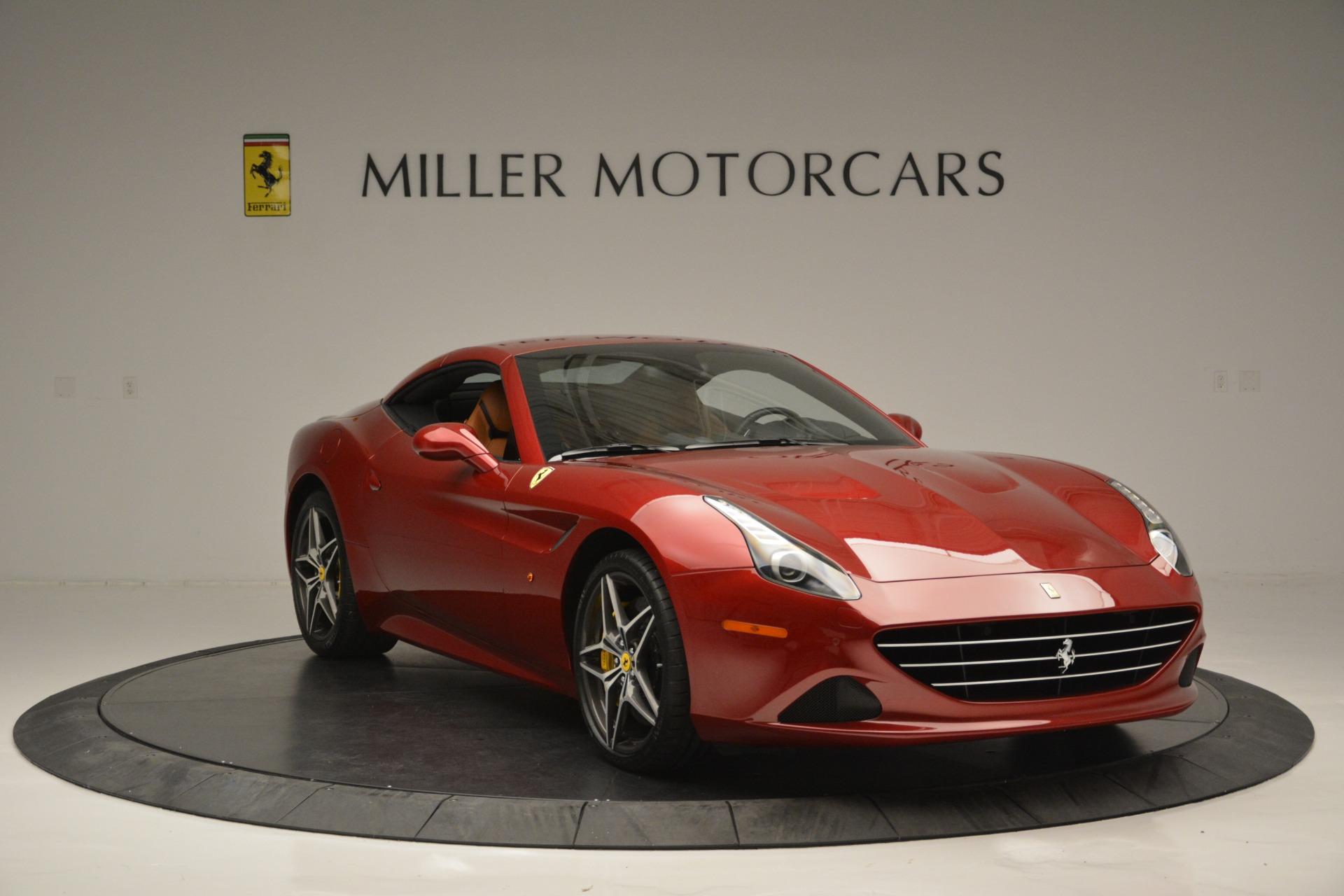 Used 2016 Ferrari California T  For Sale In Westport, CT 2534_p23