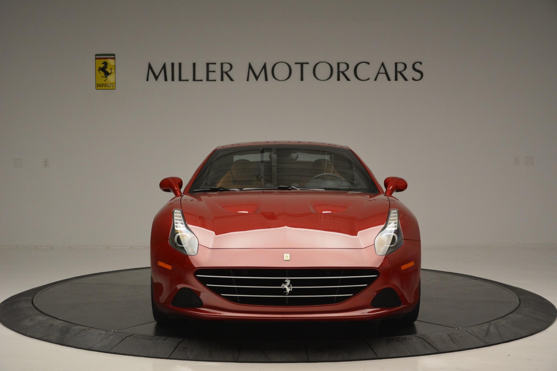 Used 2016 Ferrari California T  For Sale In Westport, CT 2534_p24