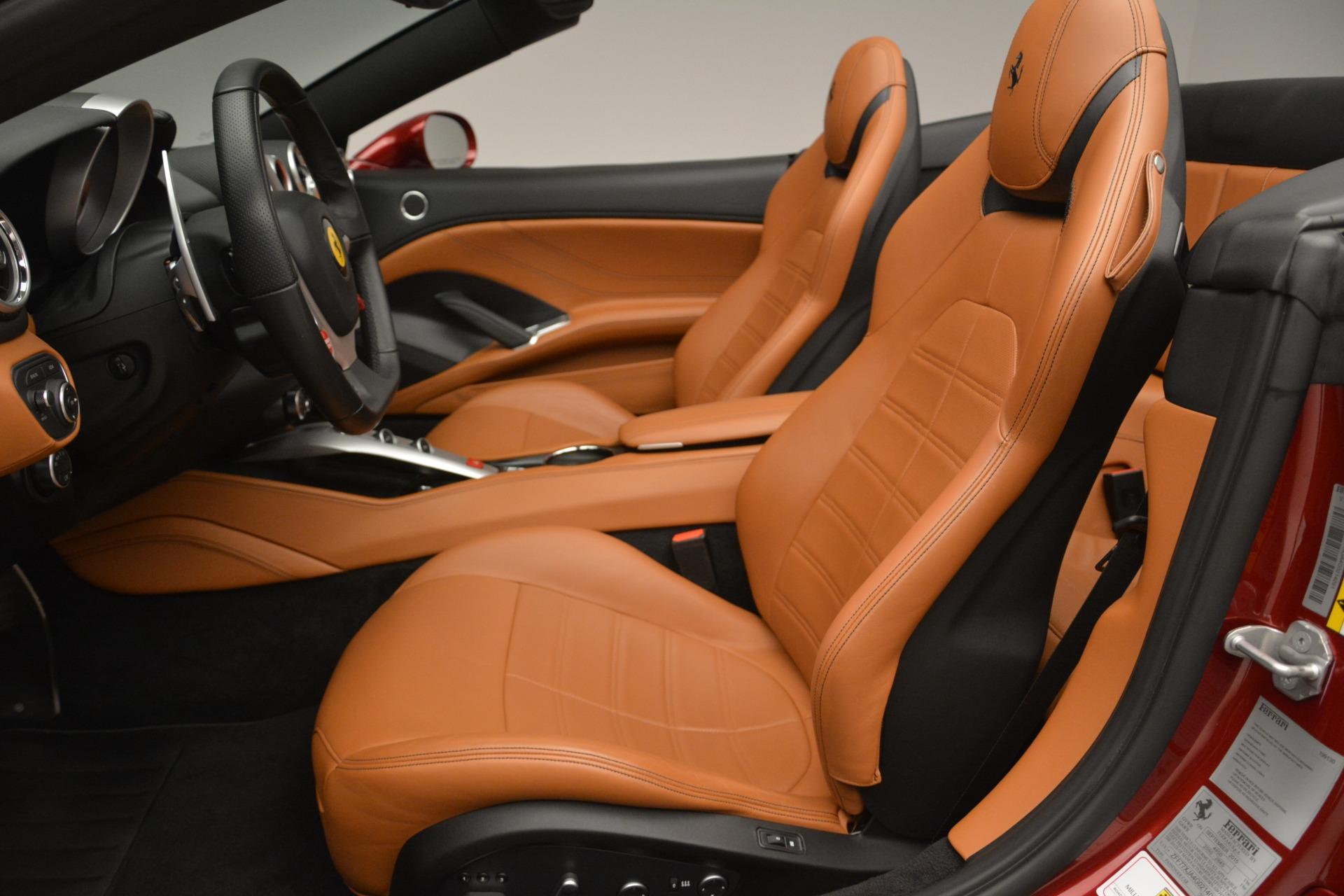 Used 2016 Ferrari California T  For Sale In Westport, CT 2534_p26