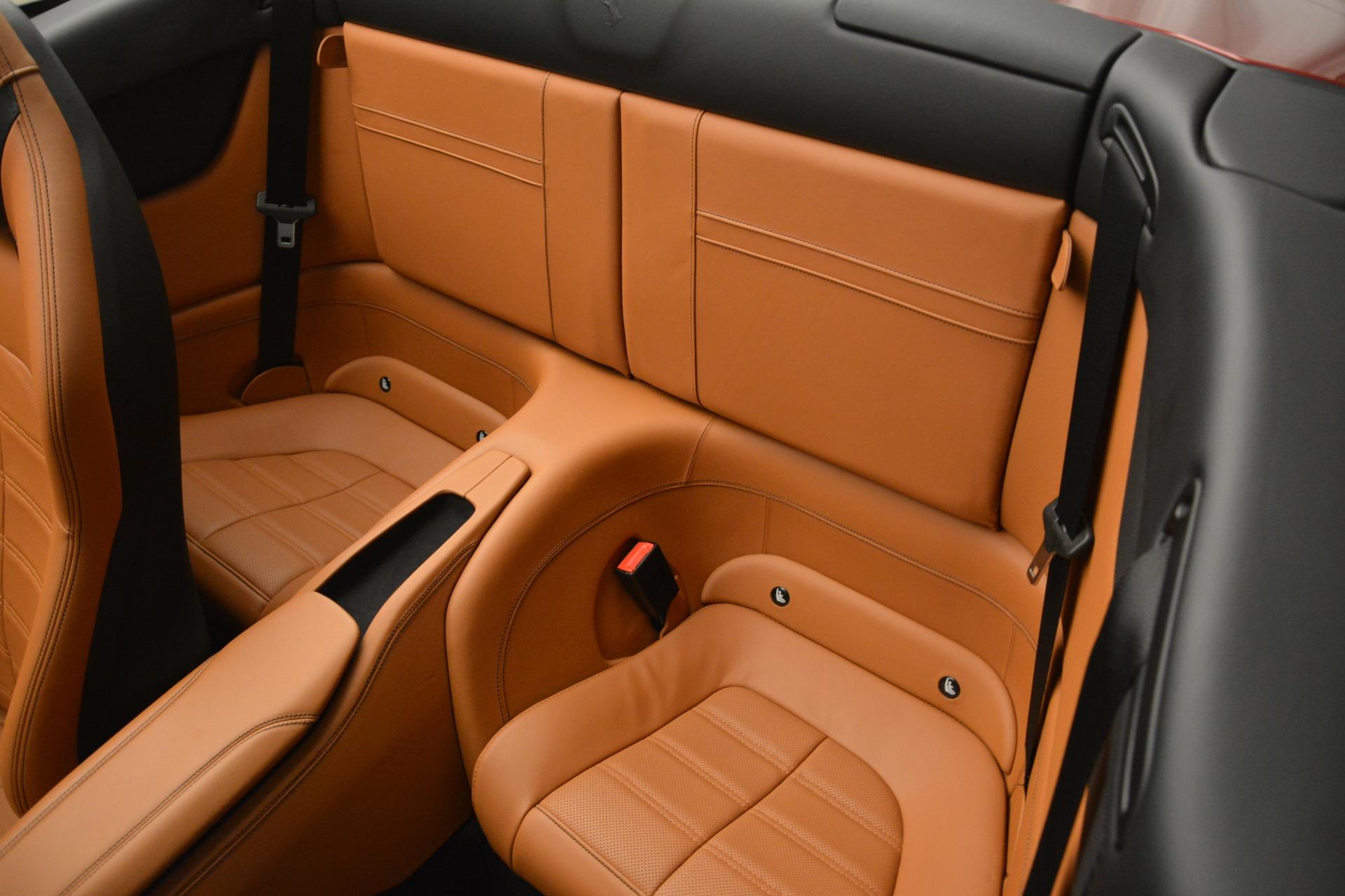 Used 2016 Ferrari California T  For Sale In Westport, CT 2534_p29