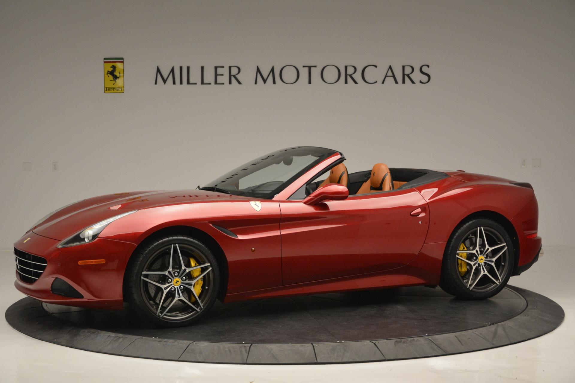 Used 2016 Ferrari California T  For Sale In Westport, CT 2534_p2