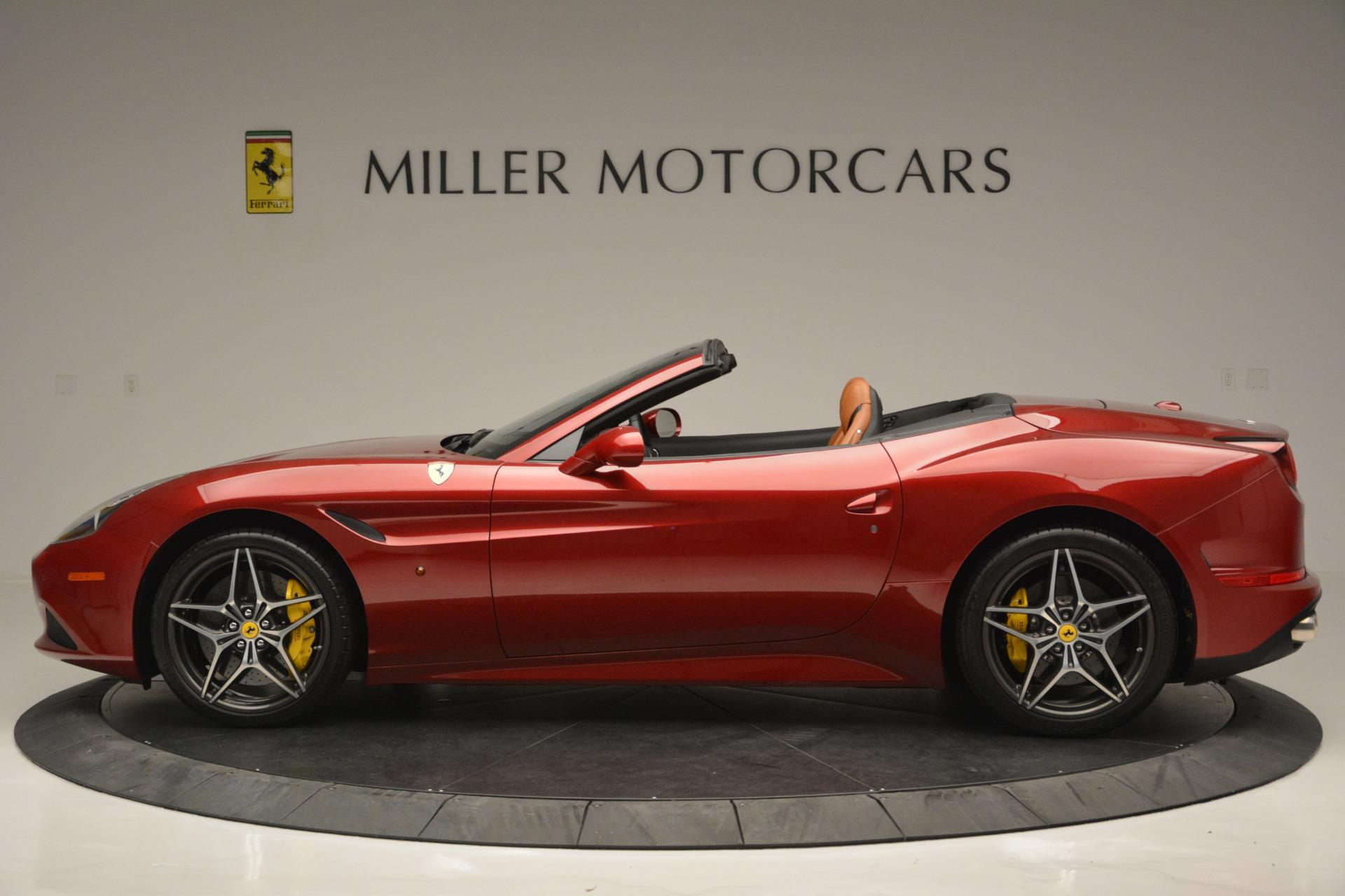Used 2016 Ferrari California T  For Sale In Westport, CT 2534_p3