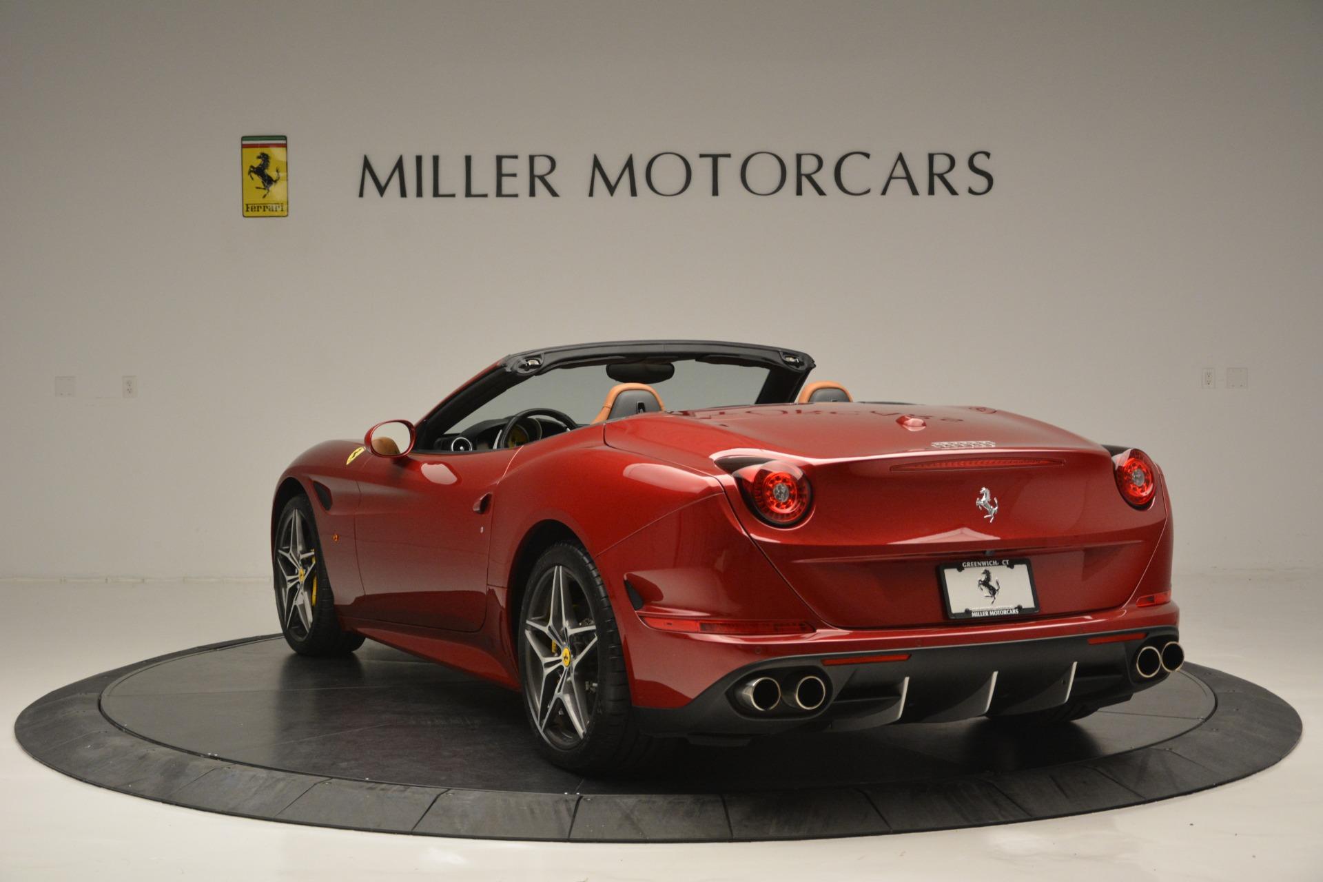 Used 2016 Ferrari California T  For Sale In Westport, CT 2534_p5