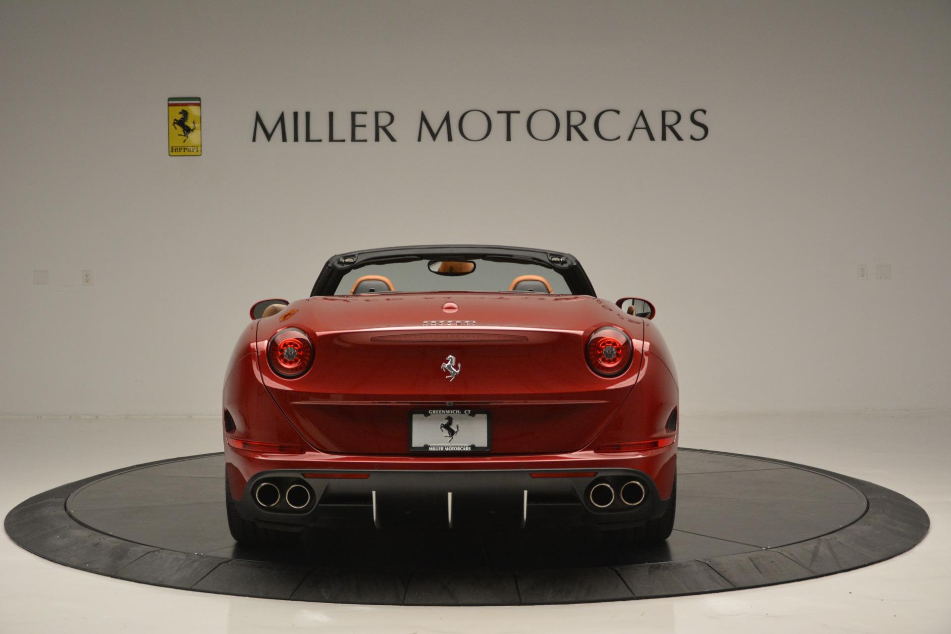 Used 2016 Ferrari California T  For Sale In Westport, CT 2534_p6
