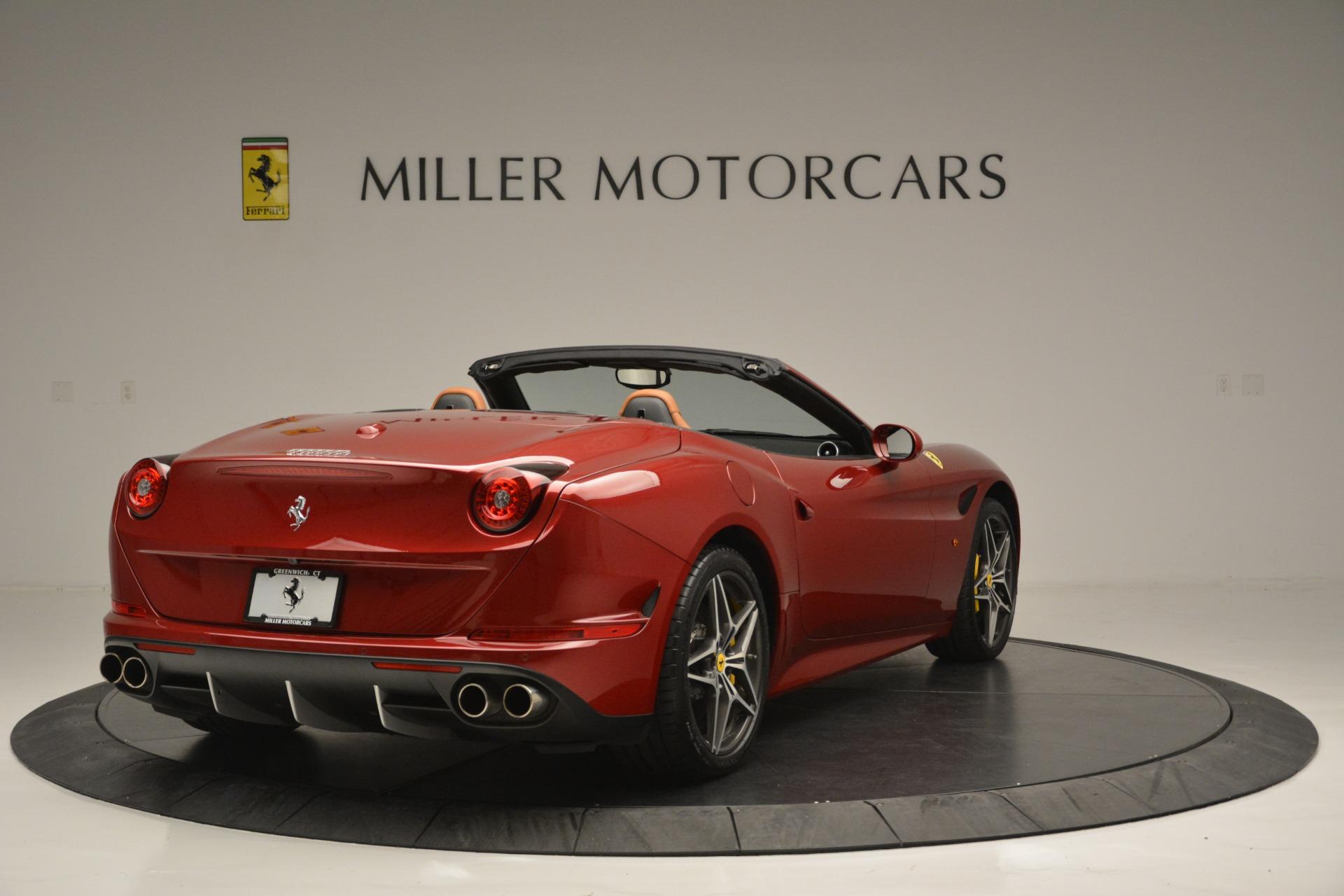 Used 2016 Ferrari California T  For Sale In Westport, CT 2534_p7