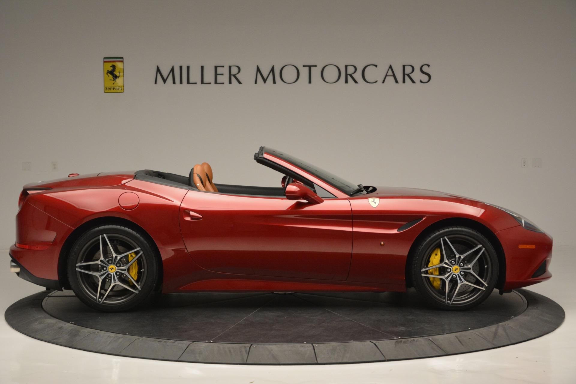 Used 2016 Ferrari California T  For Sale In Westport, CT 2534_p9