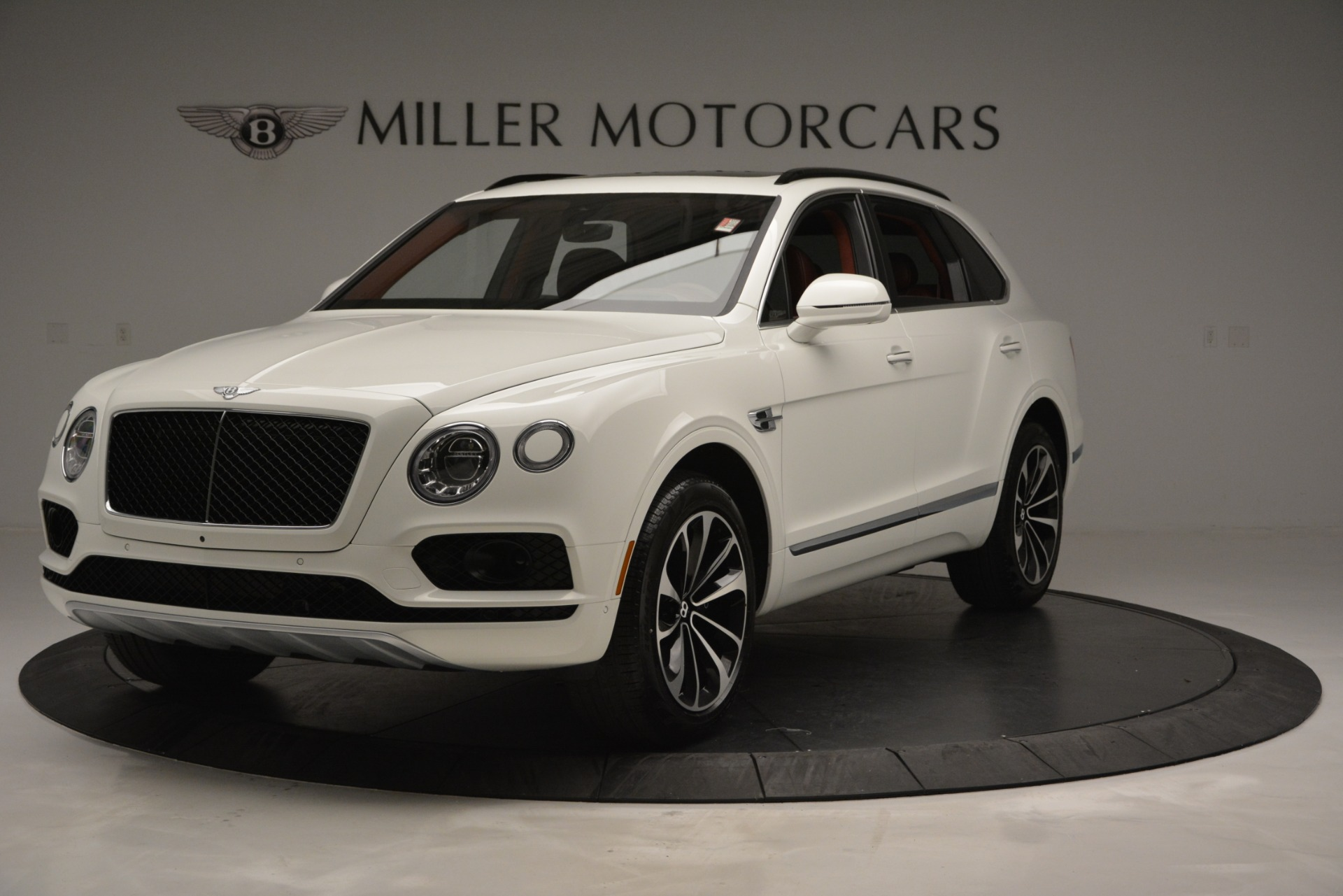 New 2019 Bentley Bentayga V8 For Sale In Westport, CT 2535_main