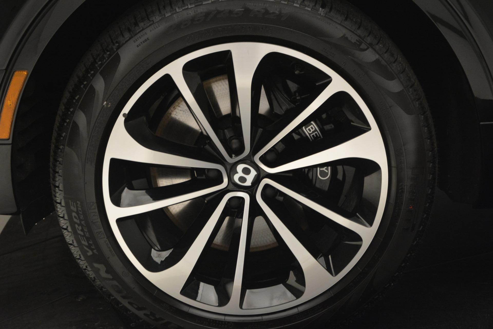 New 2019 Bentley Bentayga V8 For Sale In Westport, CT 2537_p15