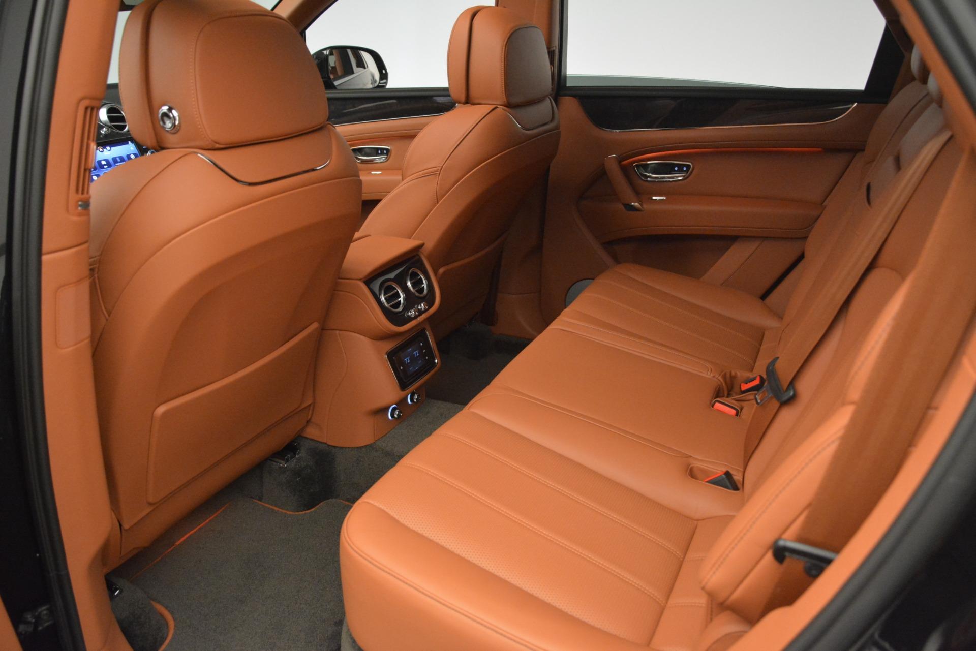 New 2019 Bentley Bentayga V8 For Sale In Westport, CT 2537_p22