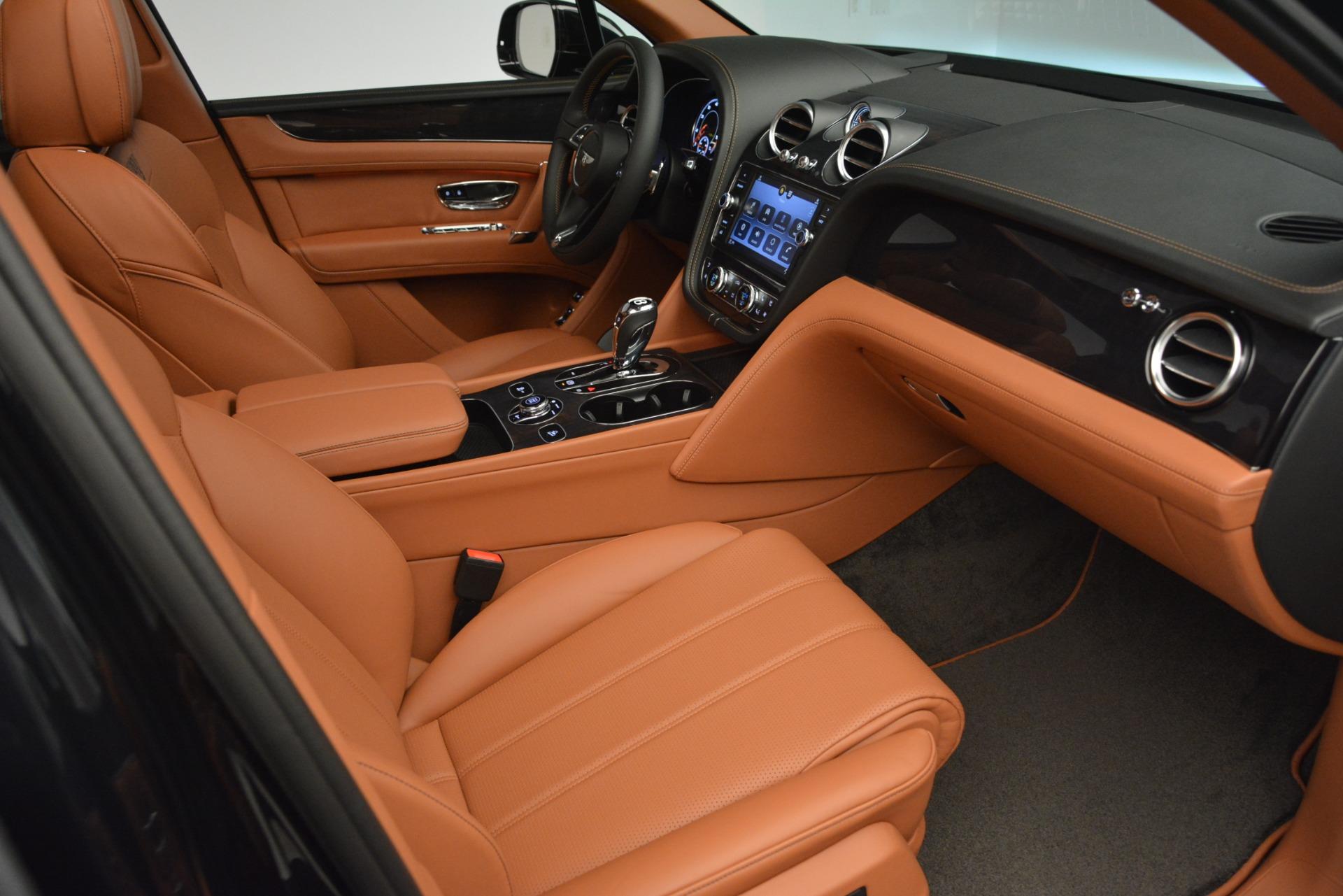 New 2019 Bentley Bentayga V8 For Sale In Westport, CT 2537_p24