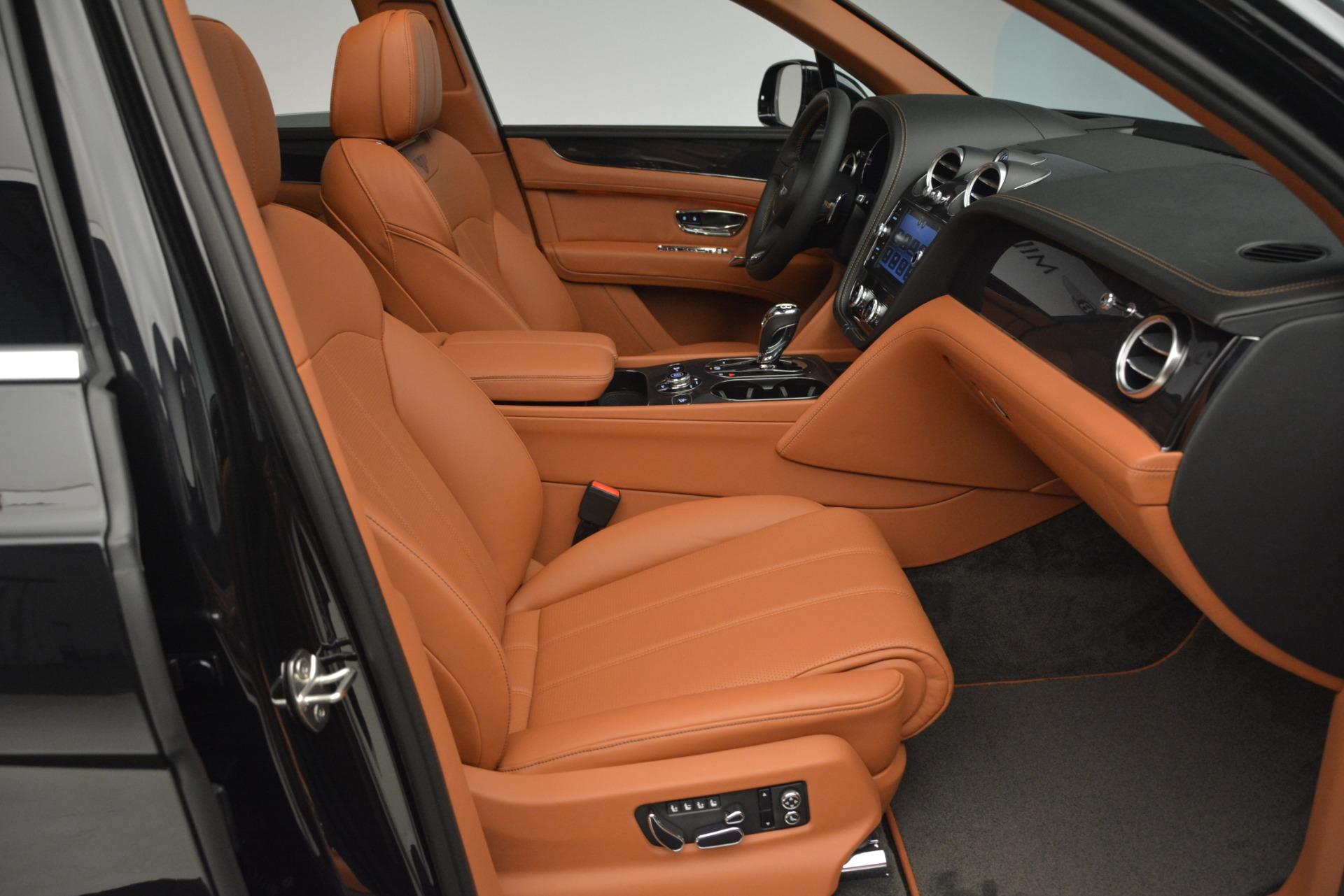 New 2019 Bentley Bentayga V8 For Sale In Westport, CT 2537_p25