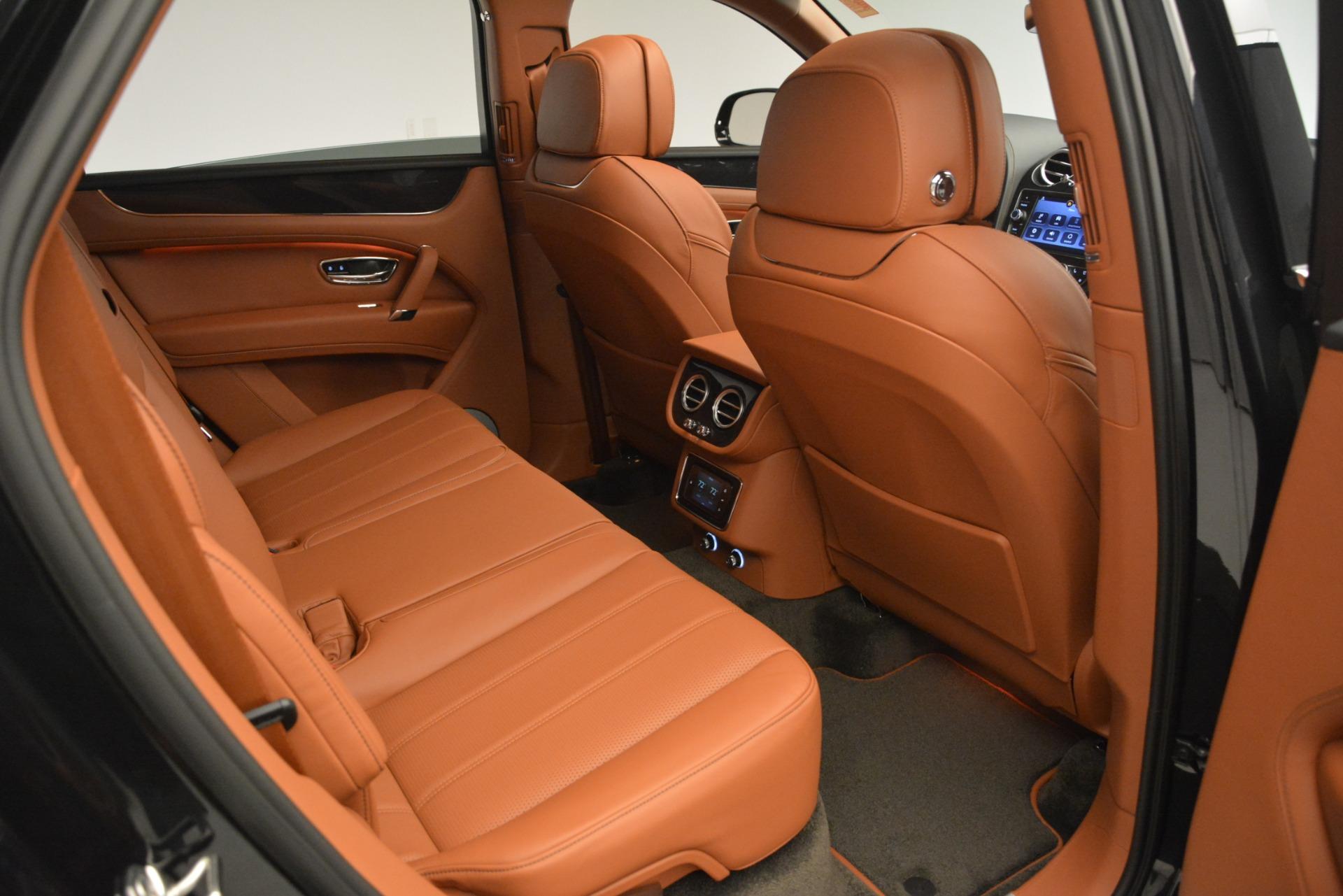 New 2019 Bentley Bentayga V8 For Sale In Westport, CT 2537_p27