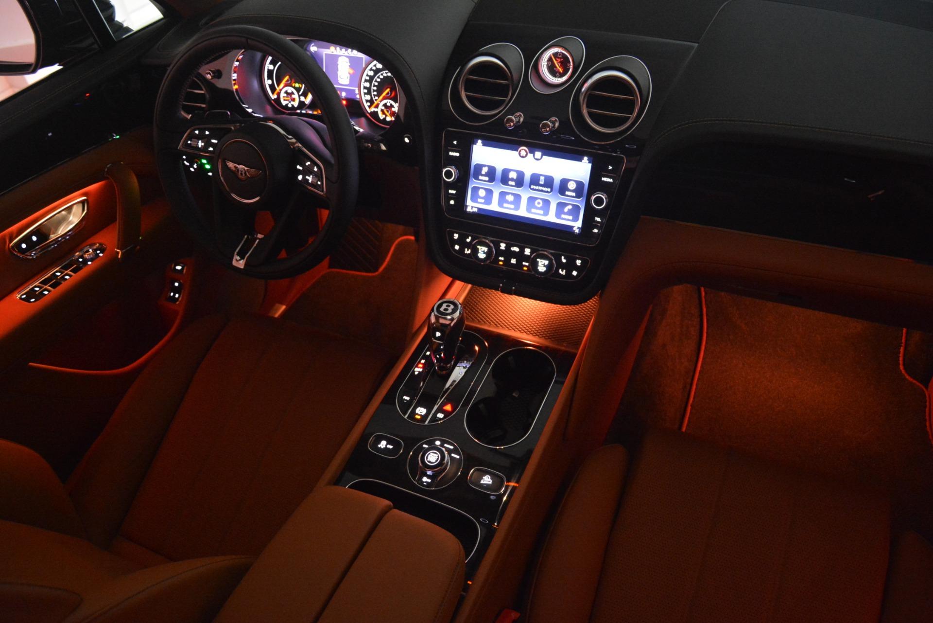 New 2019 Bentley Bentayga V8 For Sale In Westport, CT 2537_p30