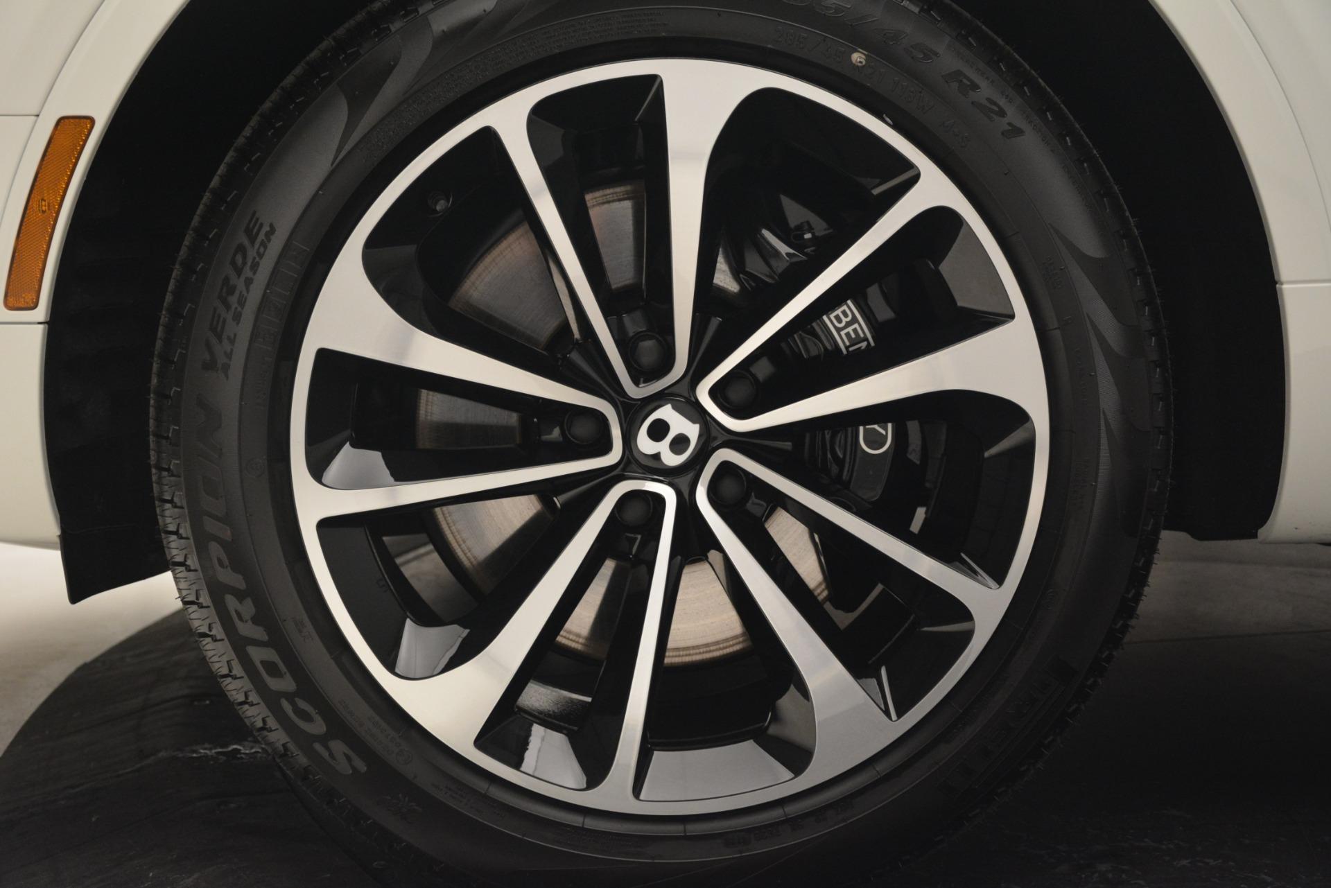 New 2019 Bentley Bentayga V8 For Sale In Westport, CT 2539_p15